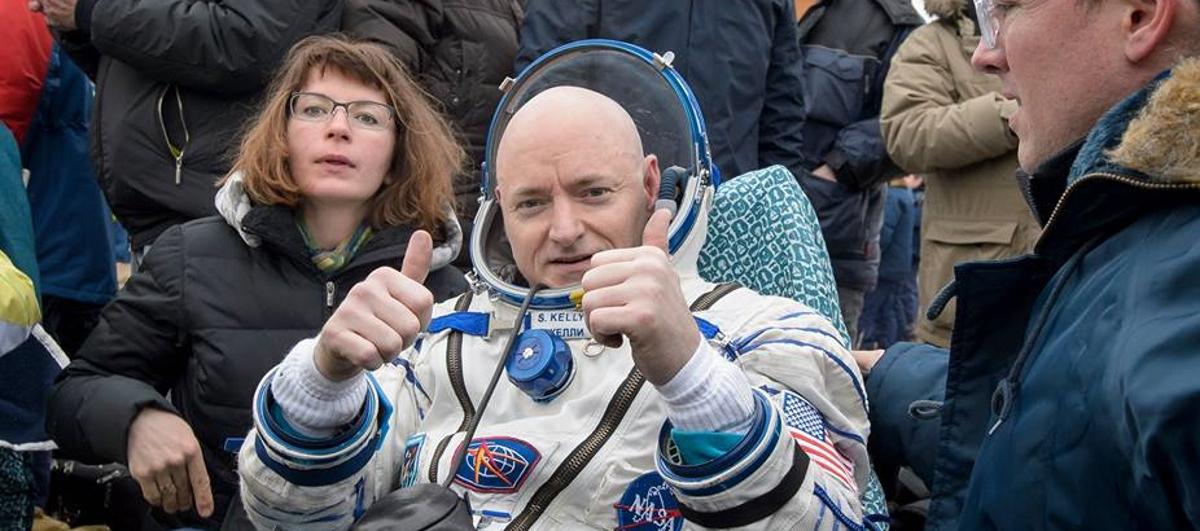 VIDEO: Scott Kelly i kolege uspiješno sletjeli na Zemlju