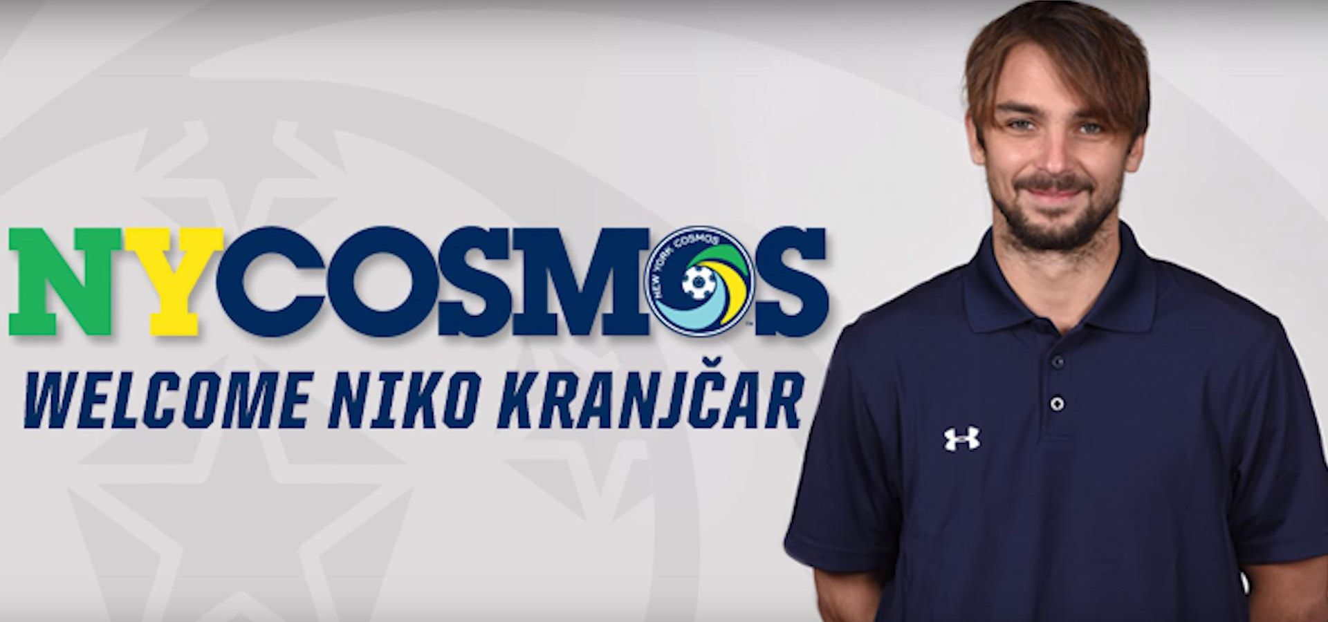 VIDEO: OTIŠAO 'PREKO BARE' Niko Kranjčar potpisao za New York Cosmose