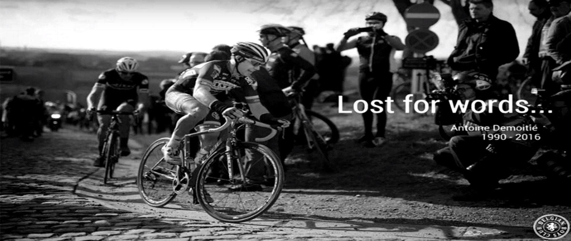 PREGAZIO GA MOTOCIKL TIJEKOM UTRKE Preminuo biciklist Antoine Demoitie