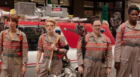 VIDEO: Pjesma Elle King i ostale najave za film 'Ghostbusters'