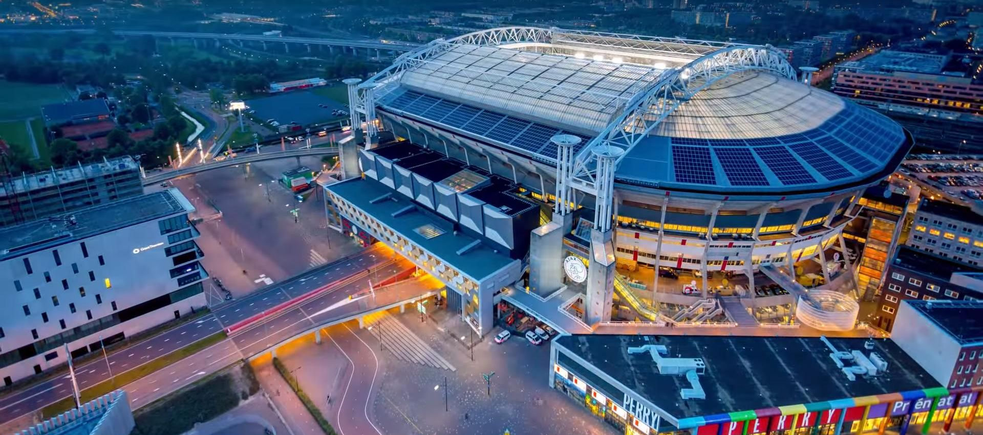VIDEO: Amsterdamska Arena postaje Johan Cruyff Arena