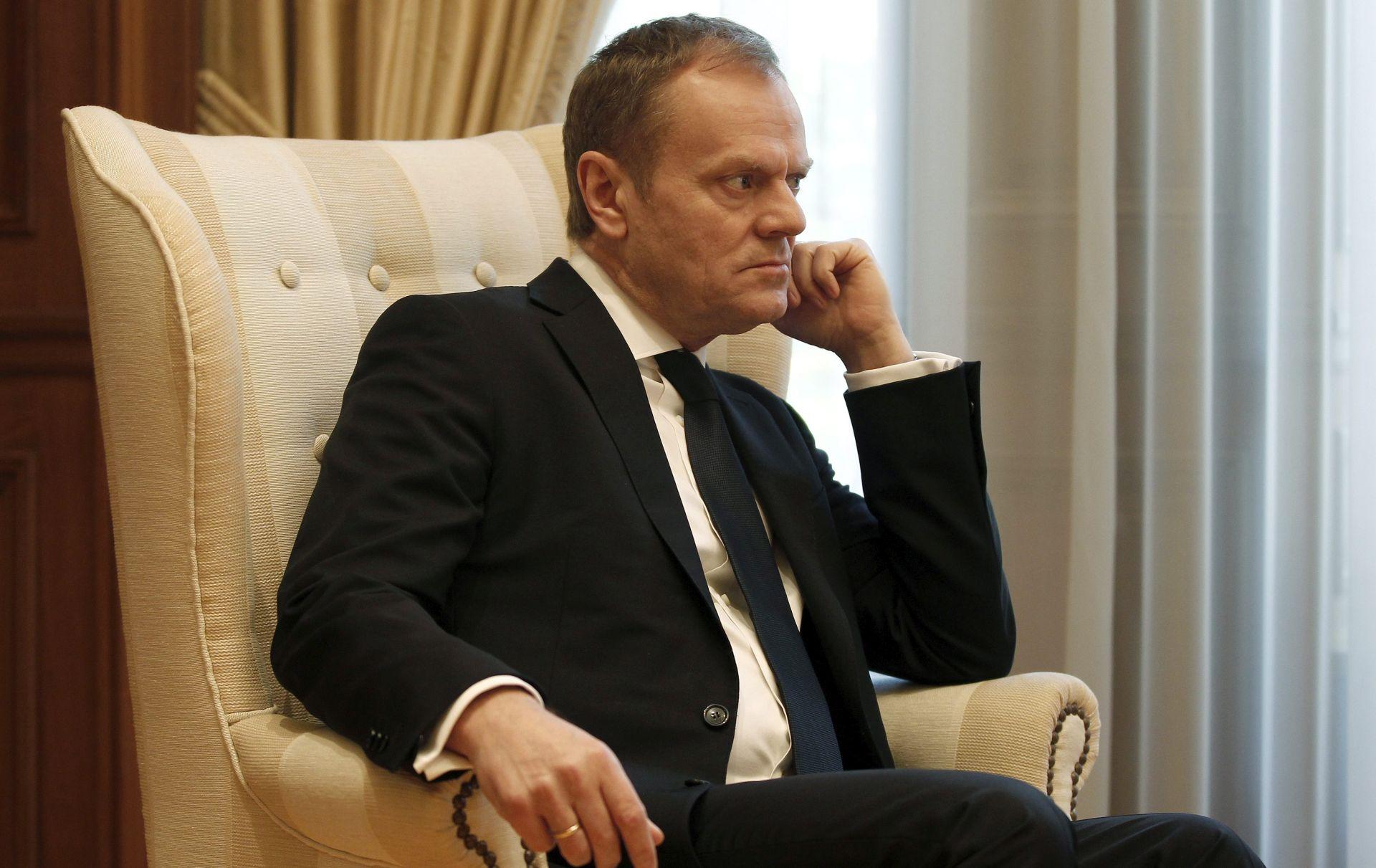 IZBJEGLIČKA KRIZA Donald Tusk danas se sastaje s turskim predsjednikom