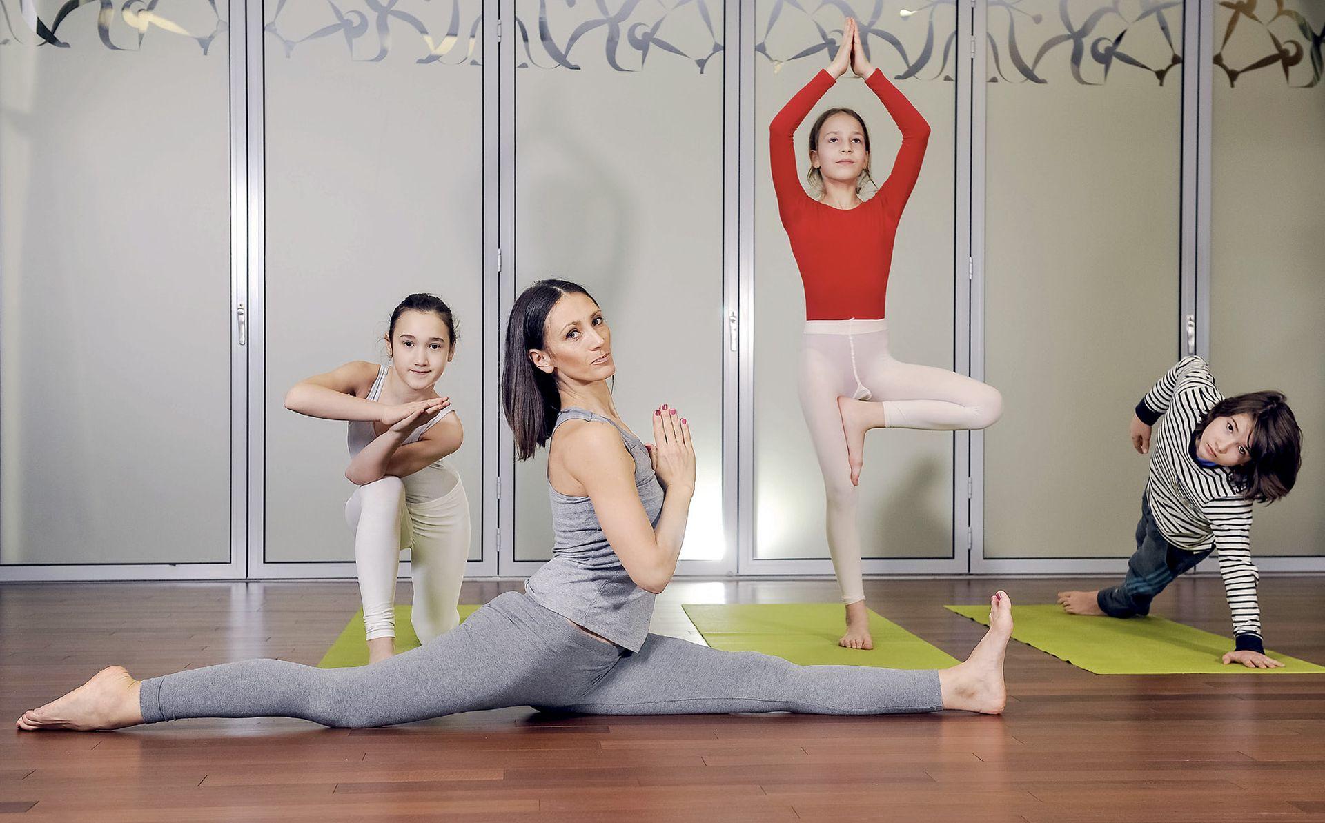 Meditacija i joga za djecu – hit među hrvatskim roditeljima