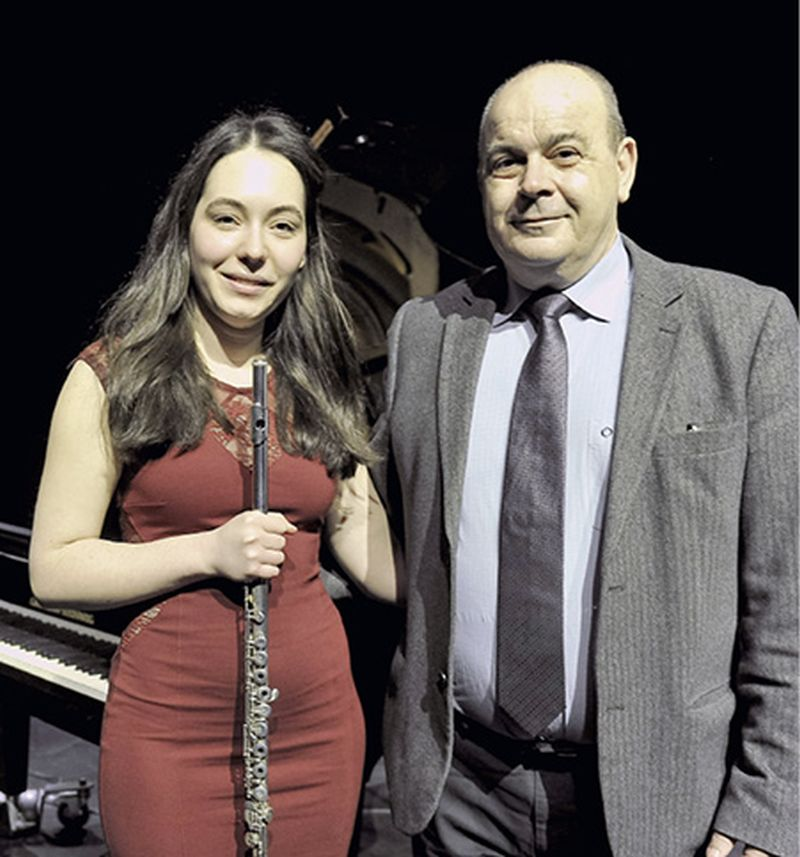 Ekskluzivni flautistički koncert Ane Votoupal