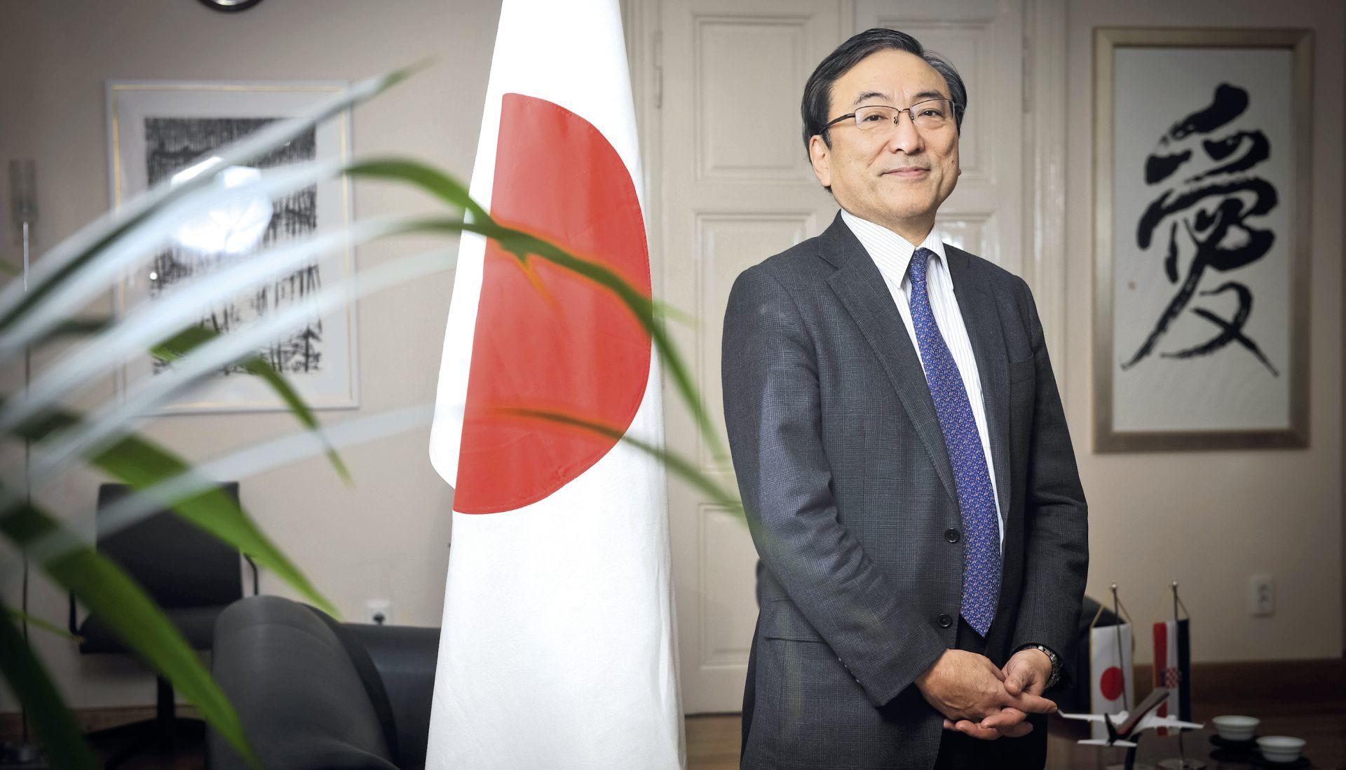 INTERVIEW: KEIJI IDE 'Japanski ulagači žele da ih se tretira isto kao europske'