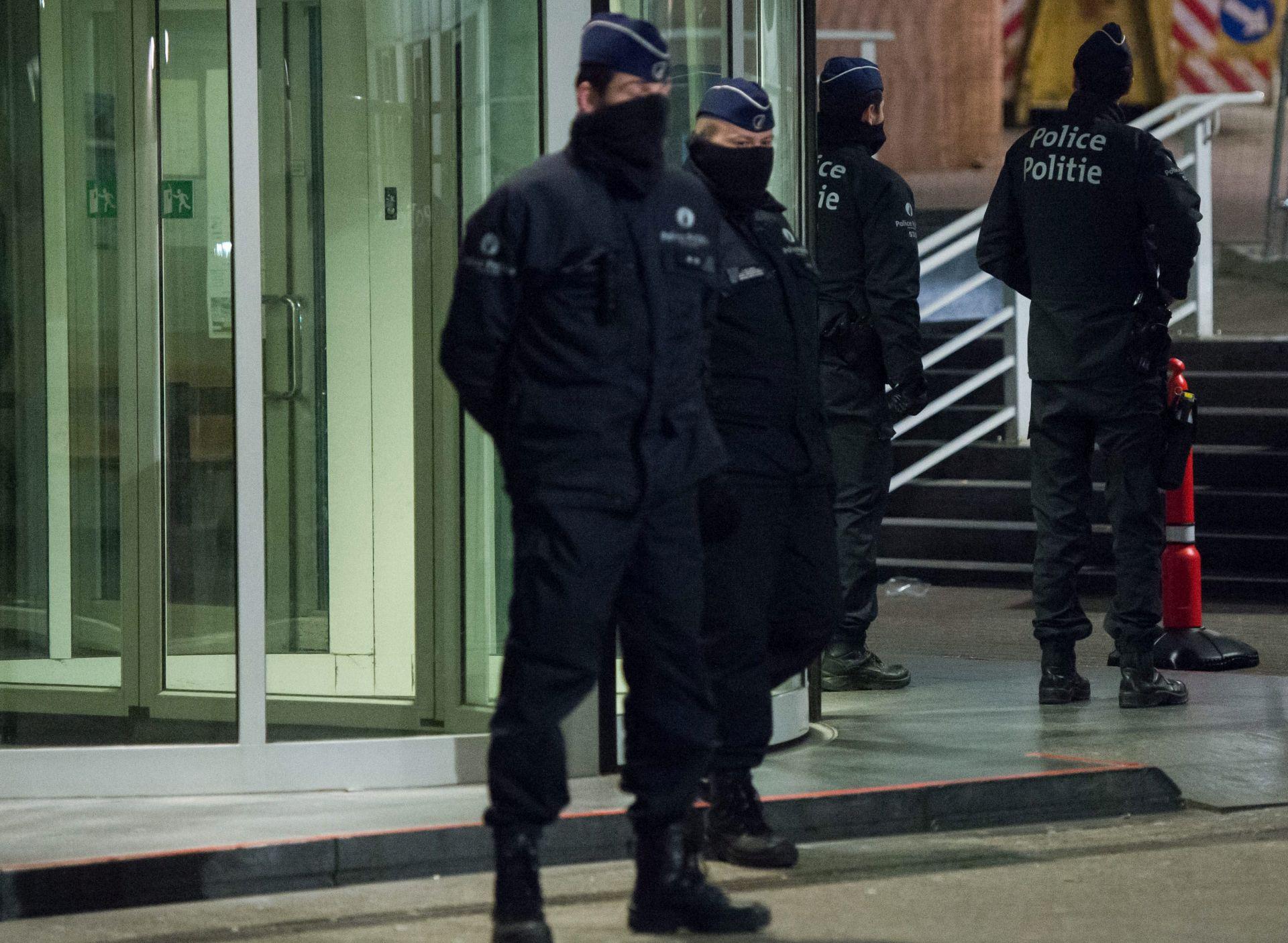 POLICIJSKA AKCIJA U BRUXELLESU Osumnjičenik ranjen i uhićen