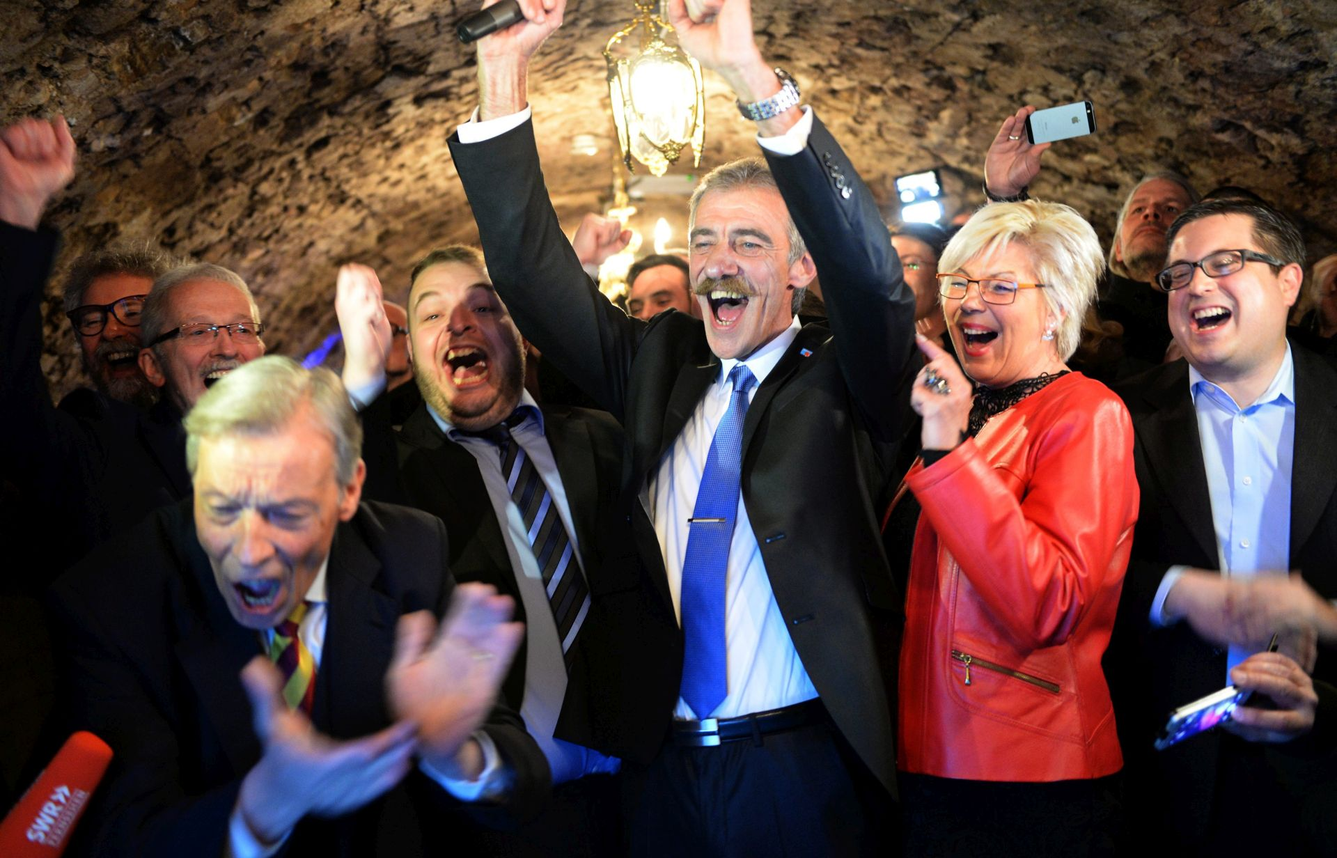 STRANKE ANGELE MERKEL GUBITNICE: Populisti pobjednici pokrajinskih izbora