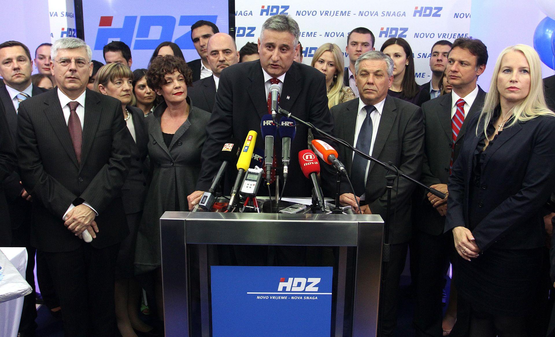 RASPAD ODBORA ZA KULTURU HDZ-a: Tajnik Odbora i većina drugih članova podnijeli ostavke