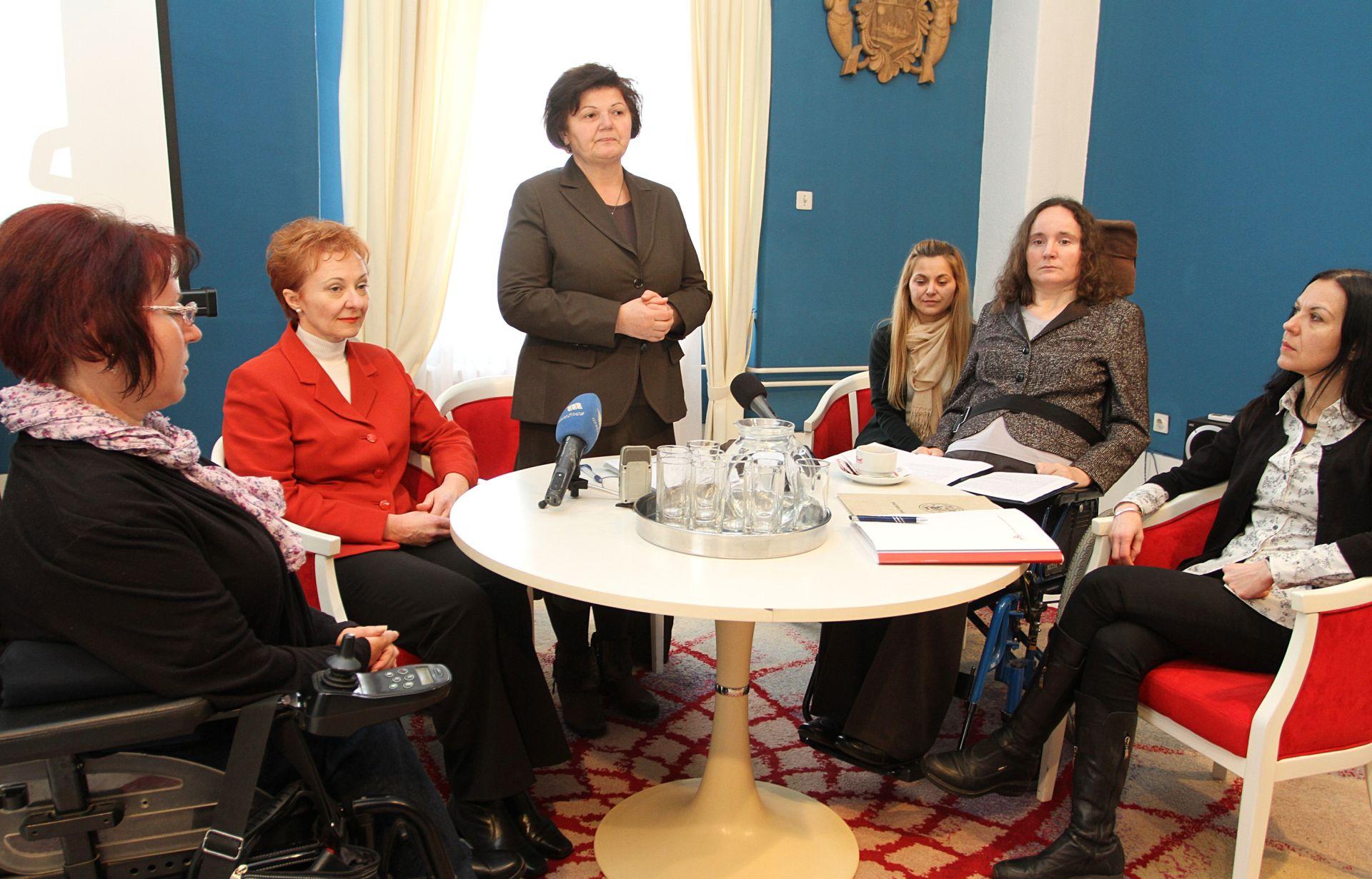 Pravobraniteljica: Hrvatska nije iskoristila potencijalne sposobnosti invalida rada