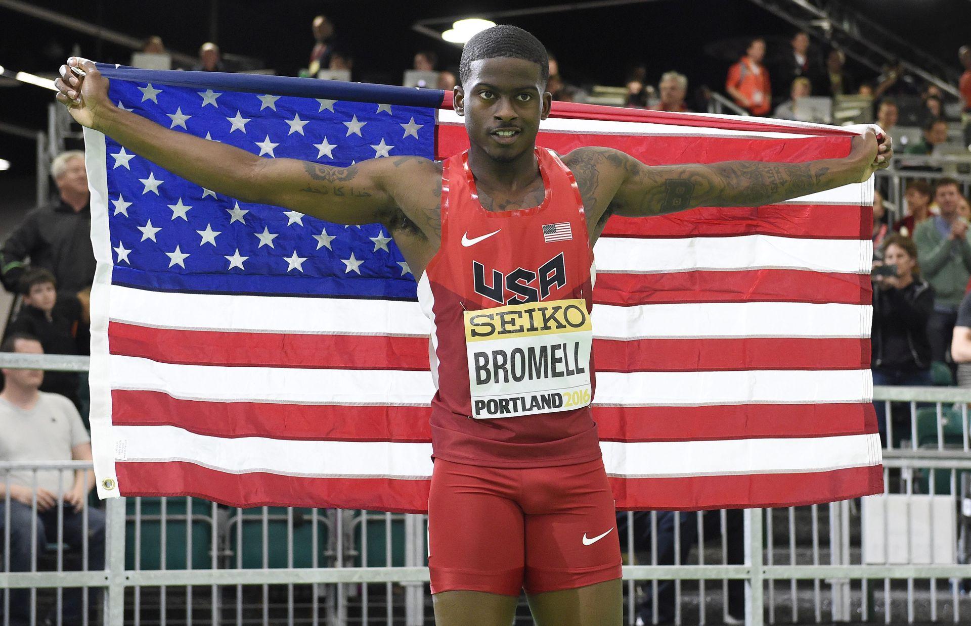 SP Atletika: Zlata za Brommela i Reese