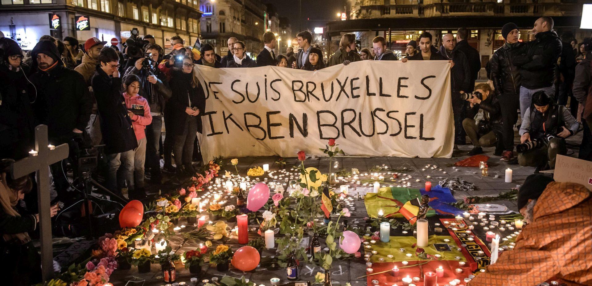 VIDEO: Bruxelles, Europa i svijet izrazili sućut nakon terorističkih napada