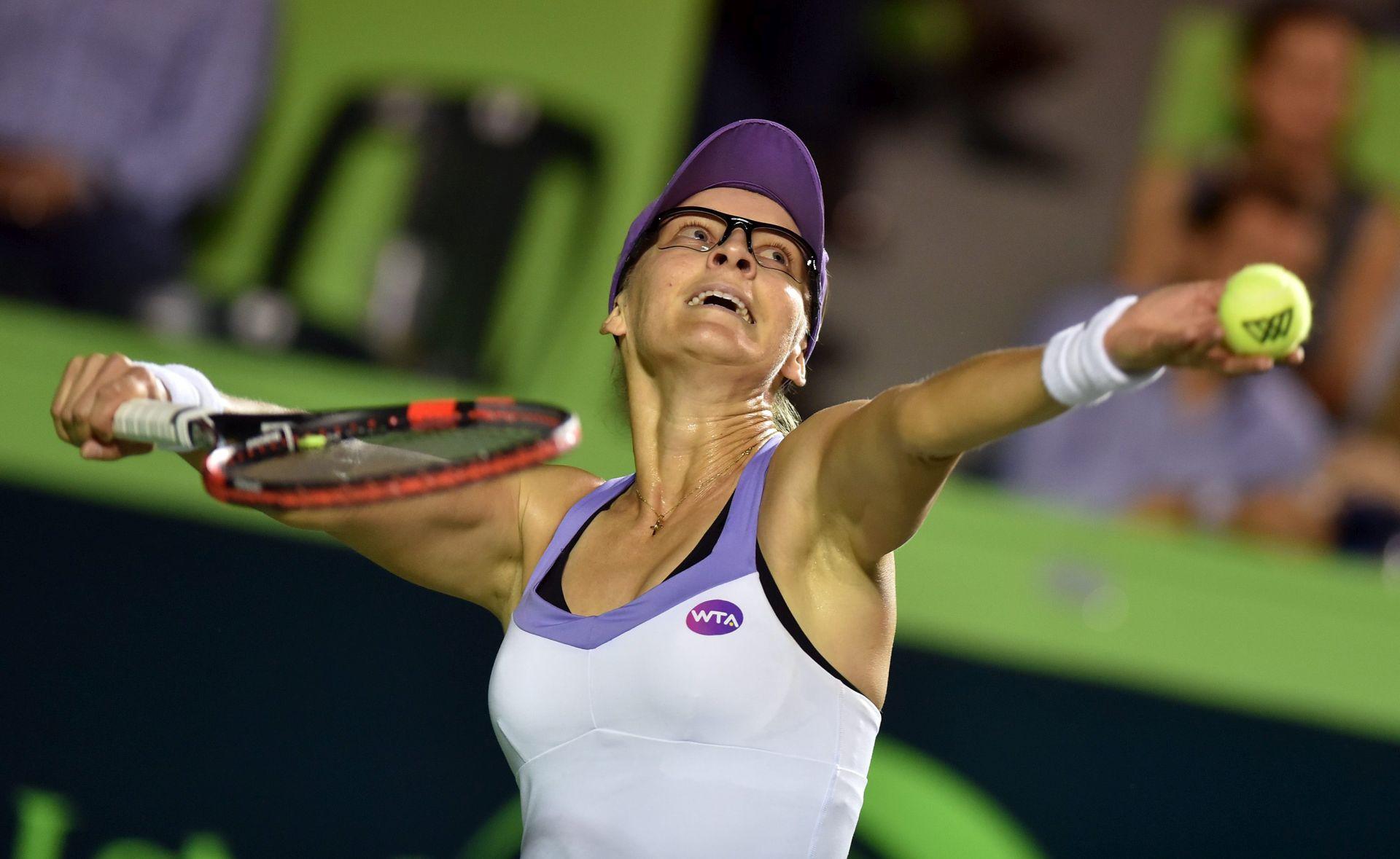 WTA: Lučić Baroni, Konjuh i Vekić zadržale prošlotjedne pozicije