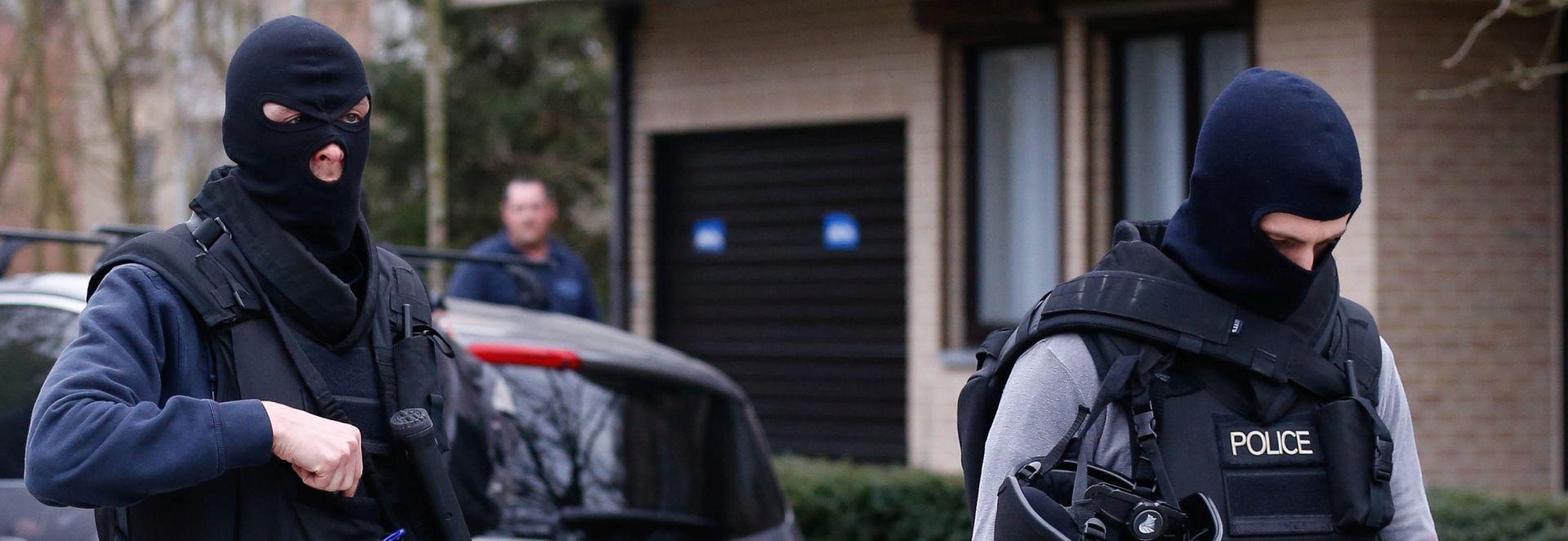 """RACIJA: Jedan osumnjičeni u Bruxellesu """"neutraliziran"""", dvojica u bijegu"""