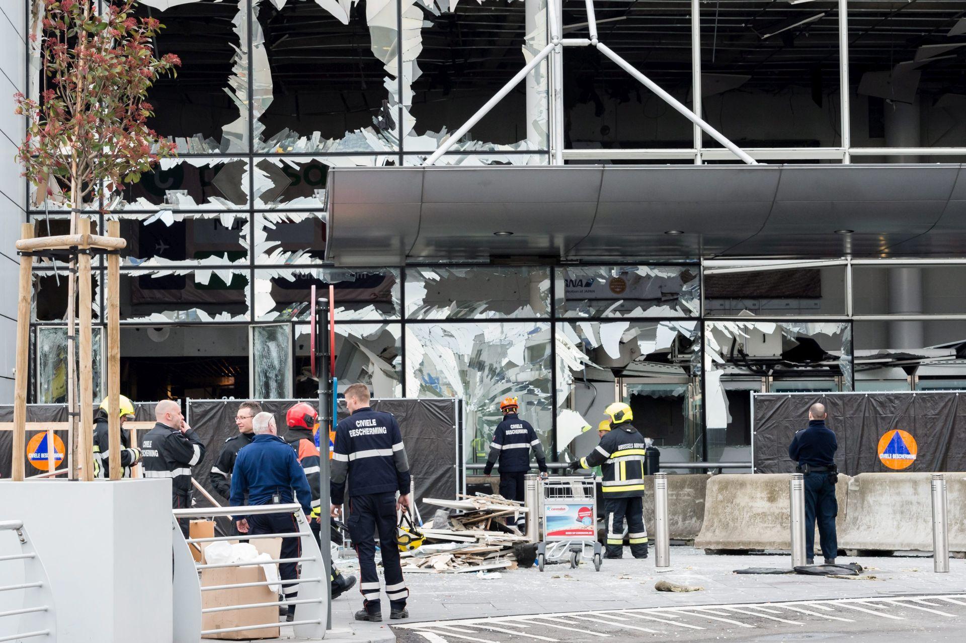 Erdogan: Upozorili smo Belgiju na jednog bombaša, oni su nas ignorirali