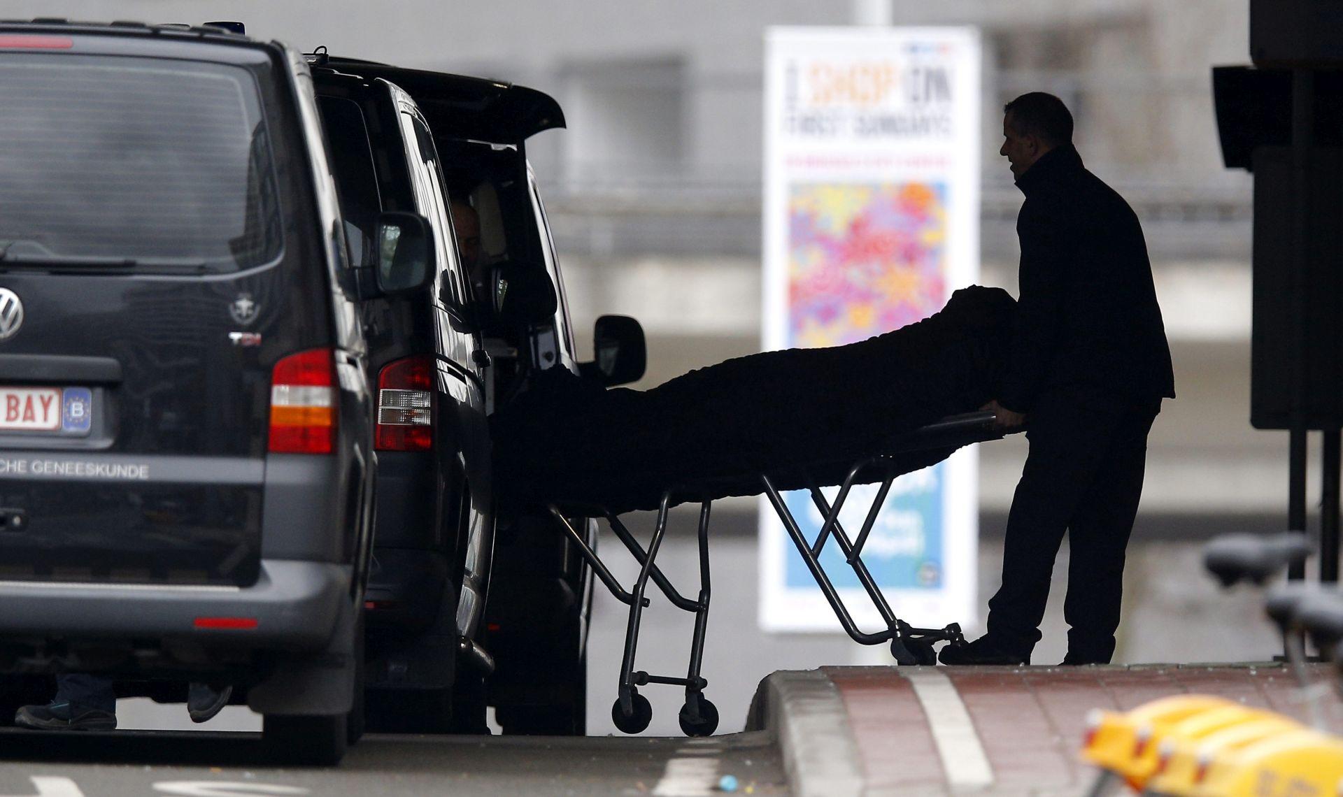 Napadi u Bruxellesu: Stižu kritike, Belgija ih drži neutemeljenima