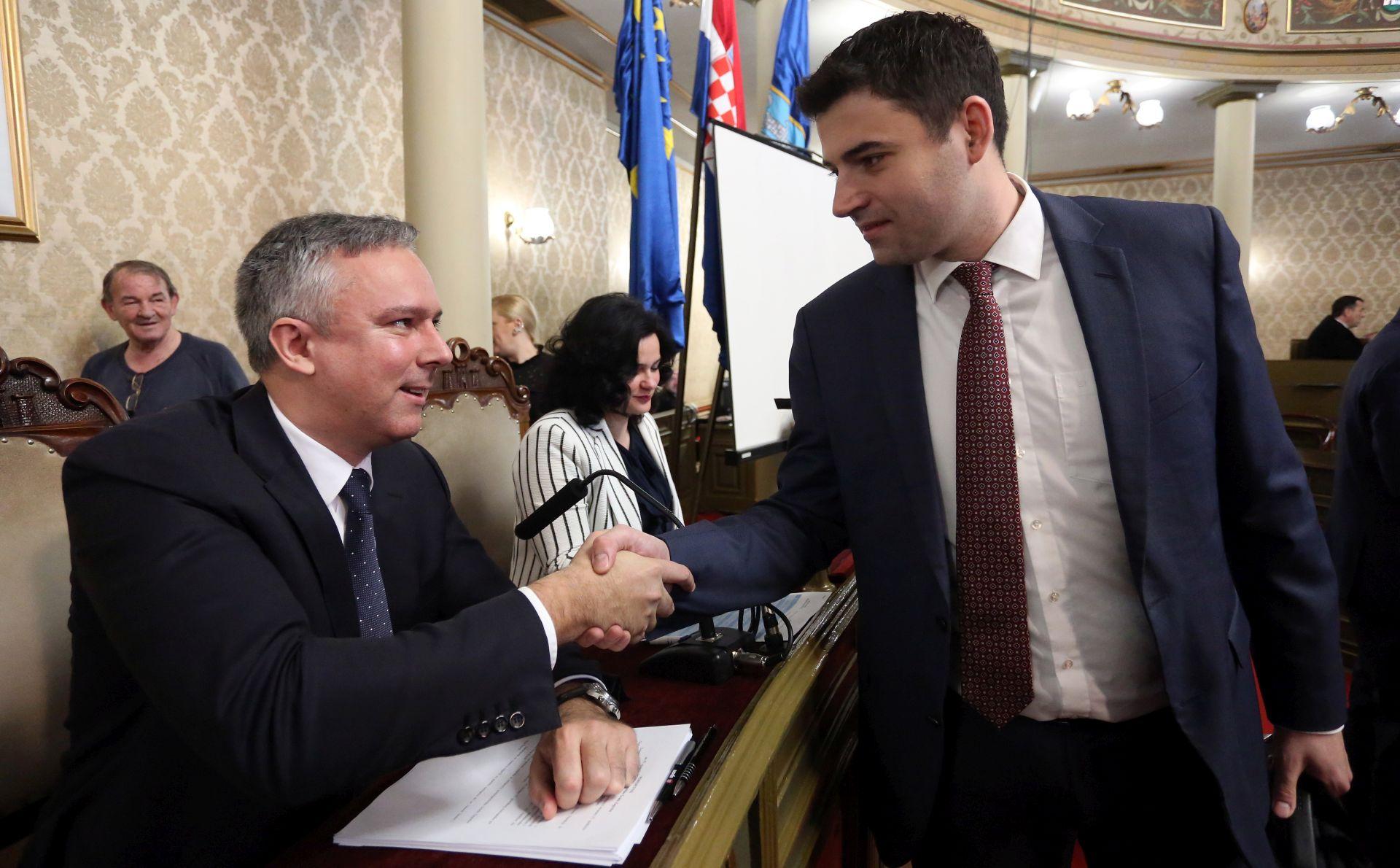 Bernardić o zahtjevu za smjenom Kosora: U HDZ-u jedno žele, drugo pričaju, a treće rade