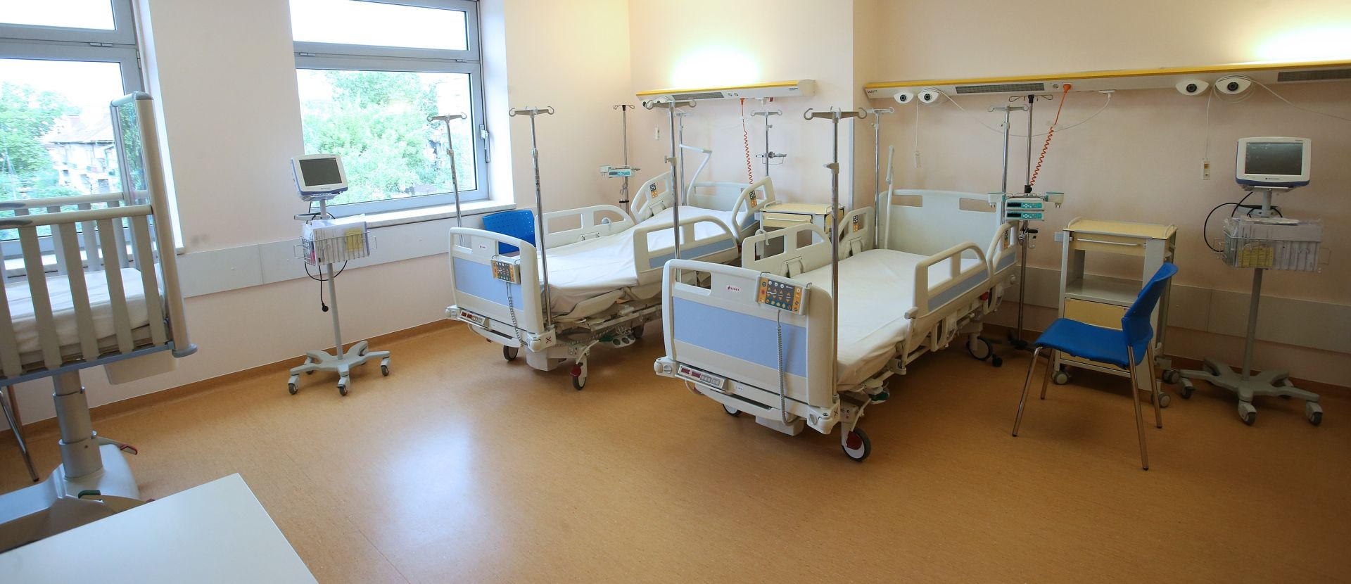 Trogodišnji Madinin brat završio u bolnici