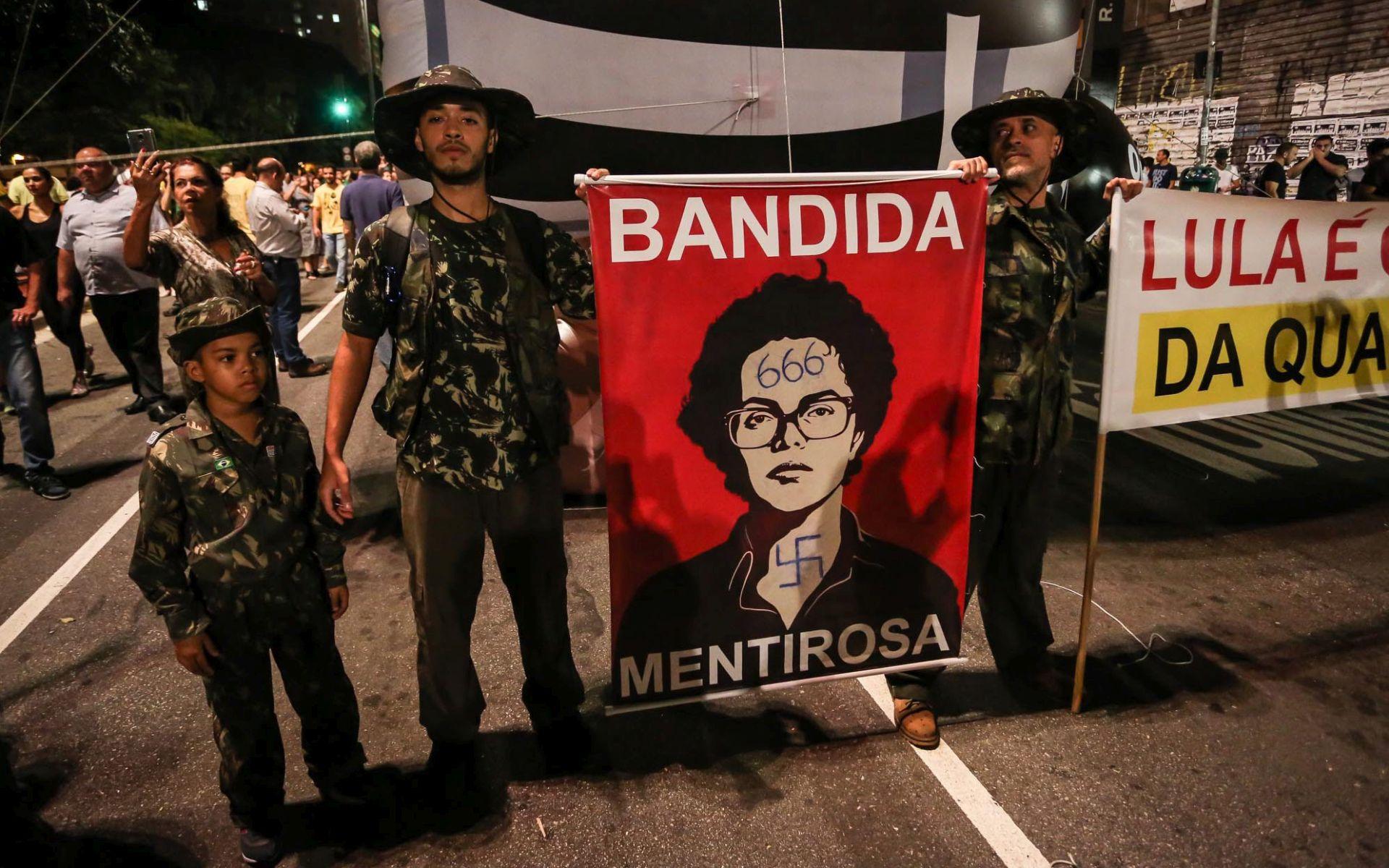Brazil: Prosvjedi nakon objave telefonske snimke Rousseff i Lule