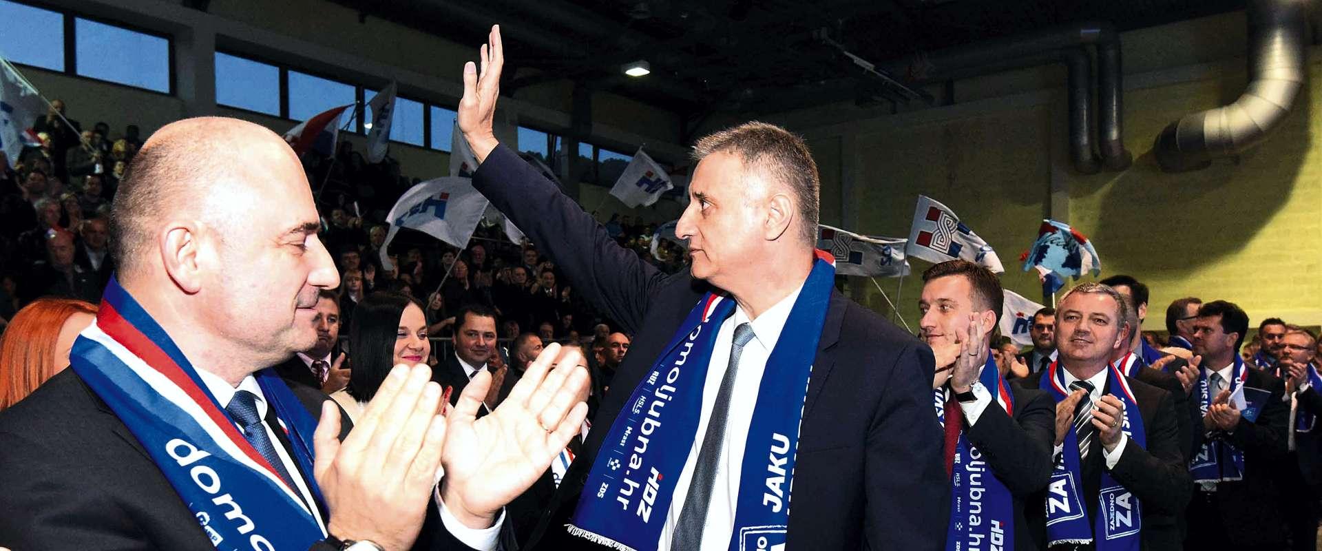 IZBORI U HDZ-u: Karamarko jedini kandidat za predsjednika stranke