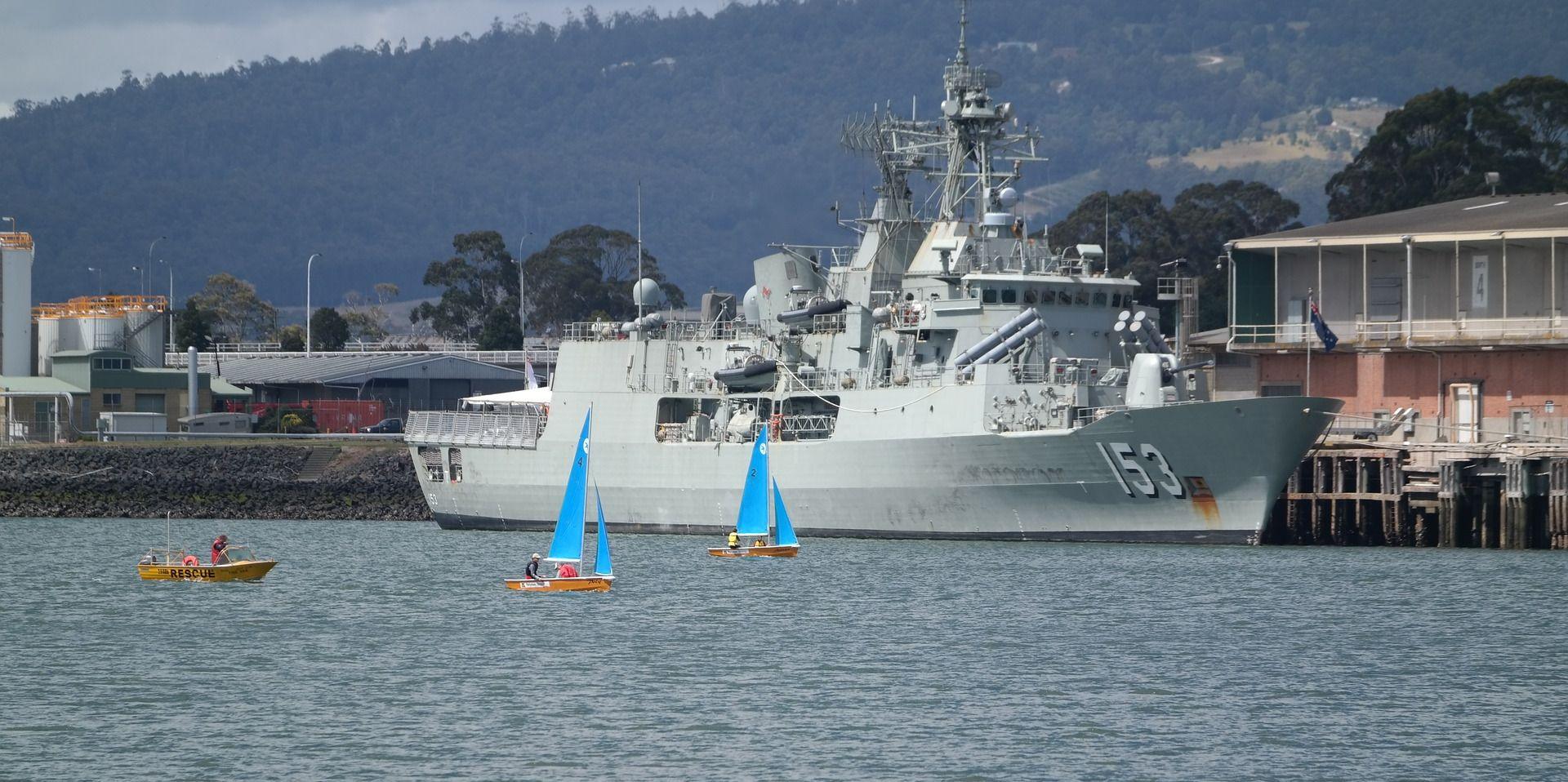 KOD OBALE OMANA Australska mornarica zaplijenila veliku količinu oružja iz Irana