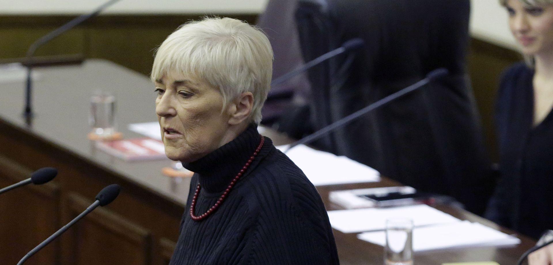 SANJA SARNAVKA 'Zakon o pobačaju mogao bi biti restriktivniji'