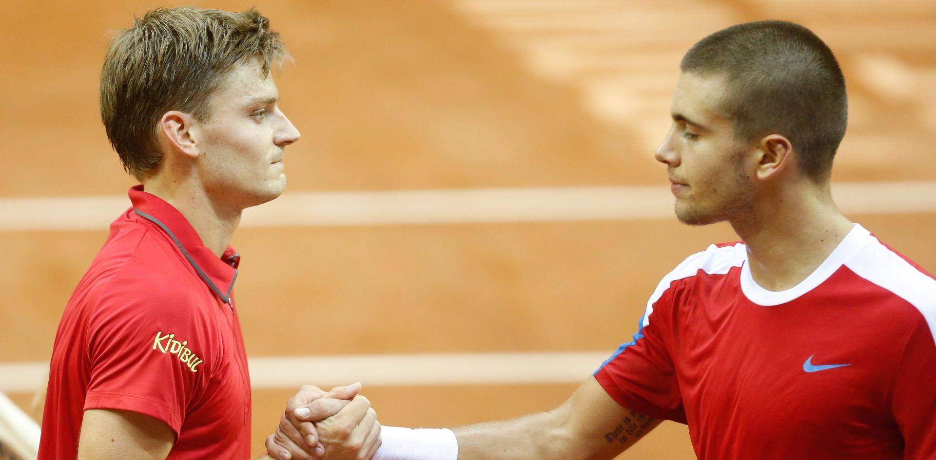 TKO NASLJEĐUJE ARGENTINU? Davis cup: Belgija i Francuska u finalu