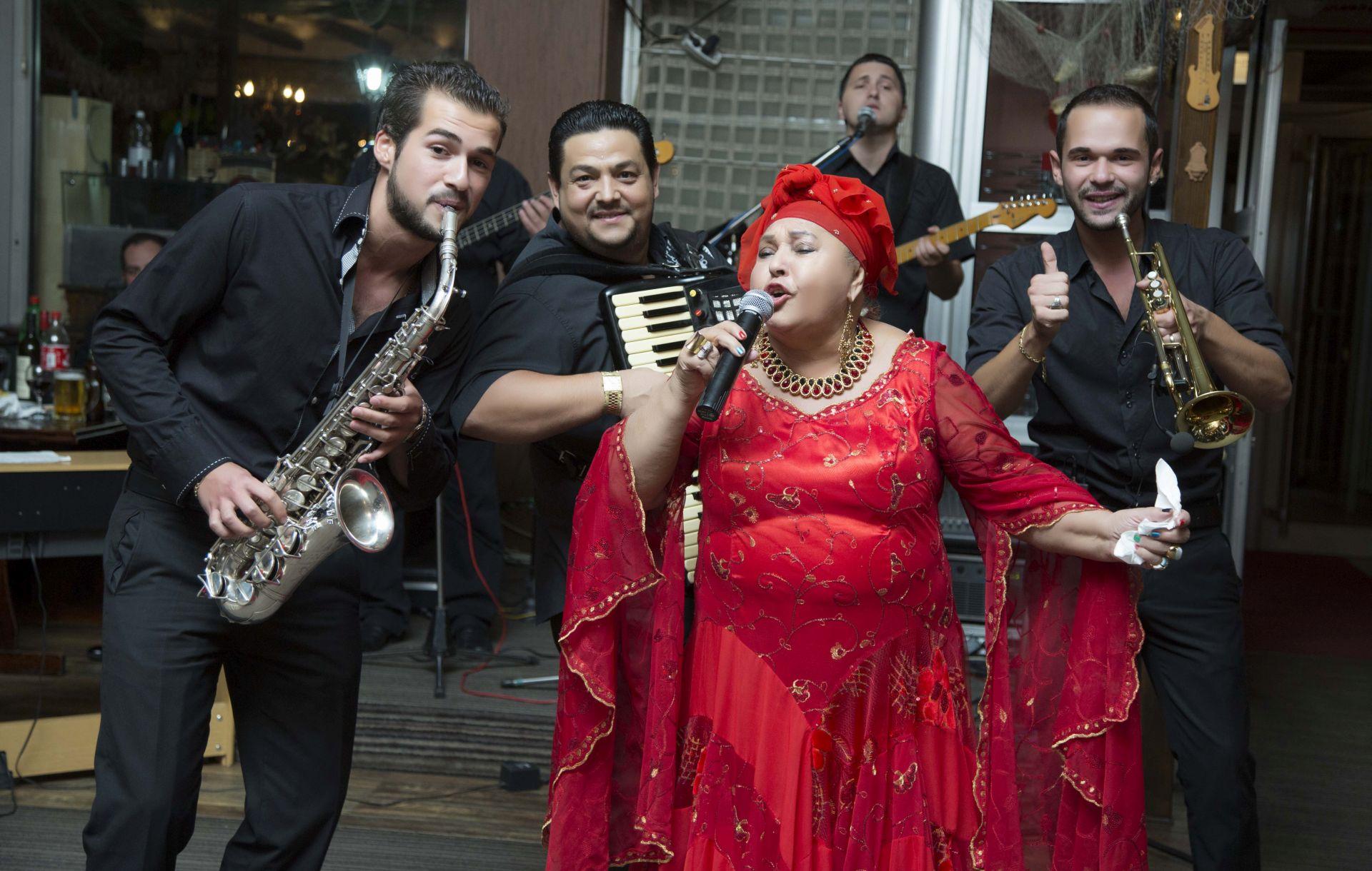 Kraljica romske glazbe: Esma Redžepova u Lisinskom 6. travnja
