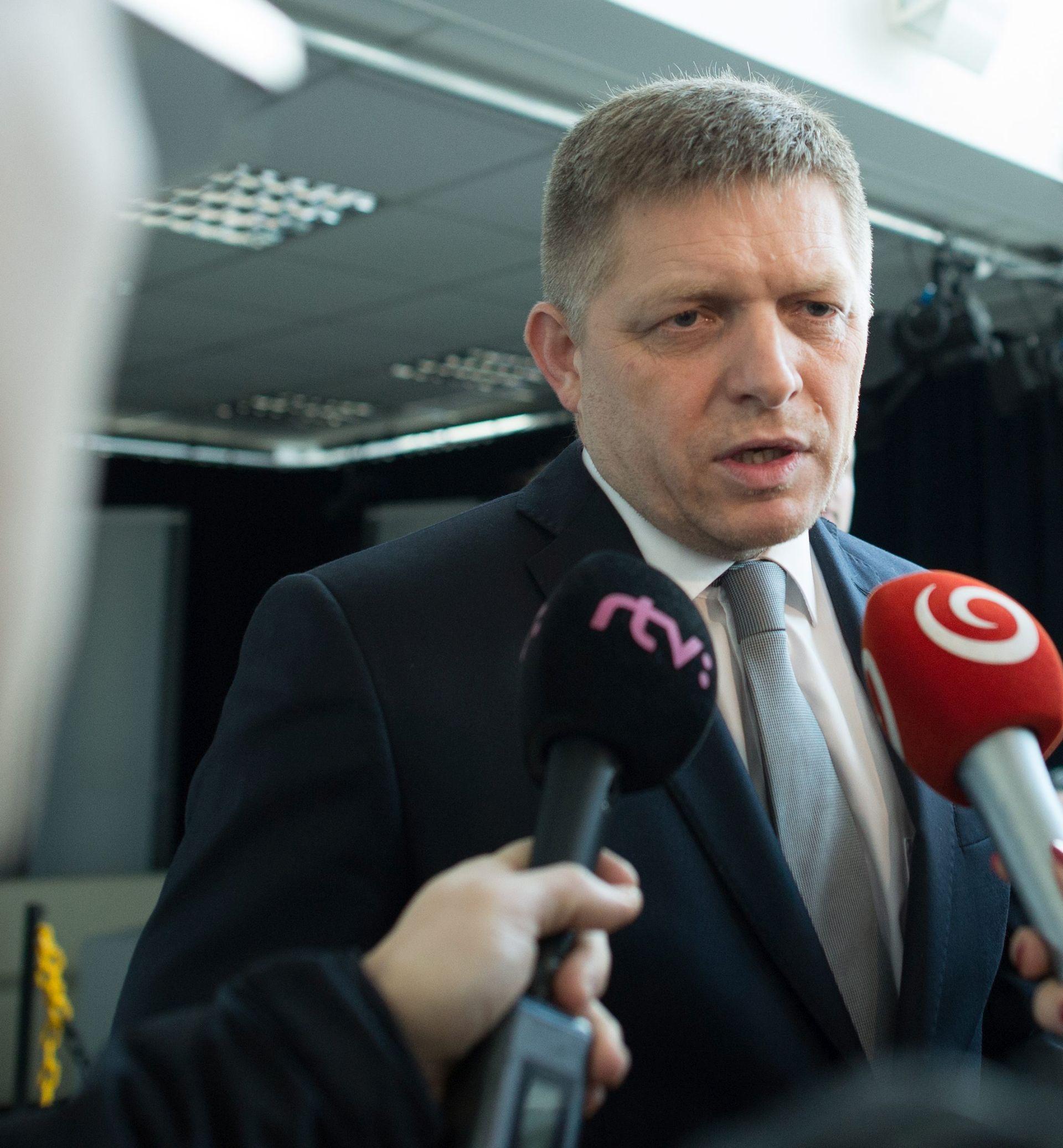 Fico odbacio poziv predsjednika na rekonstrukciju vlade ili prijevremene izbore