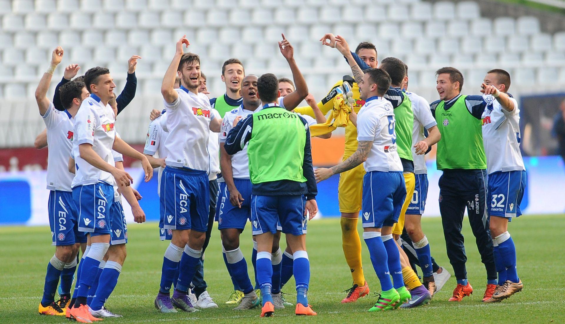 Burić i Mamić: Hajduk je zasluženo pobijedio Dinamo