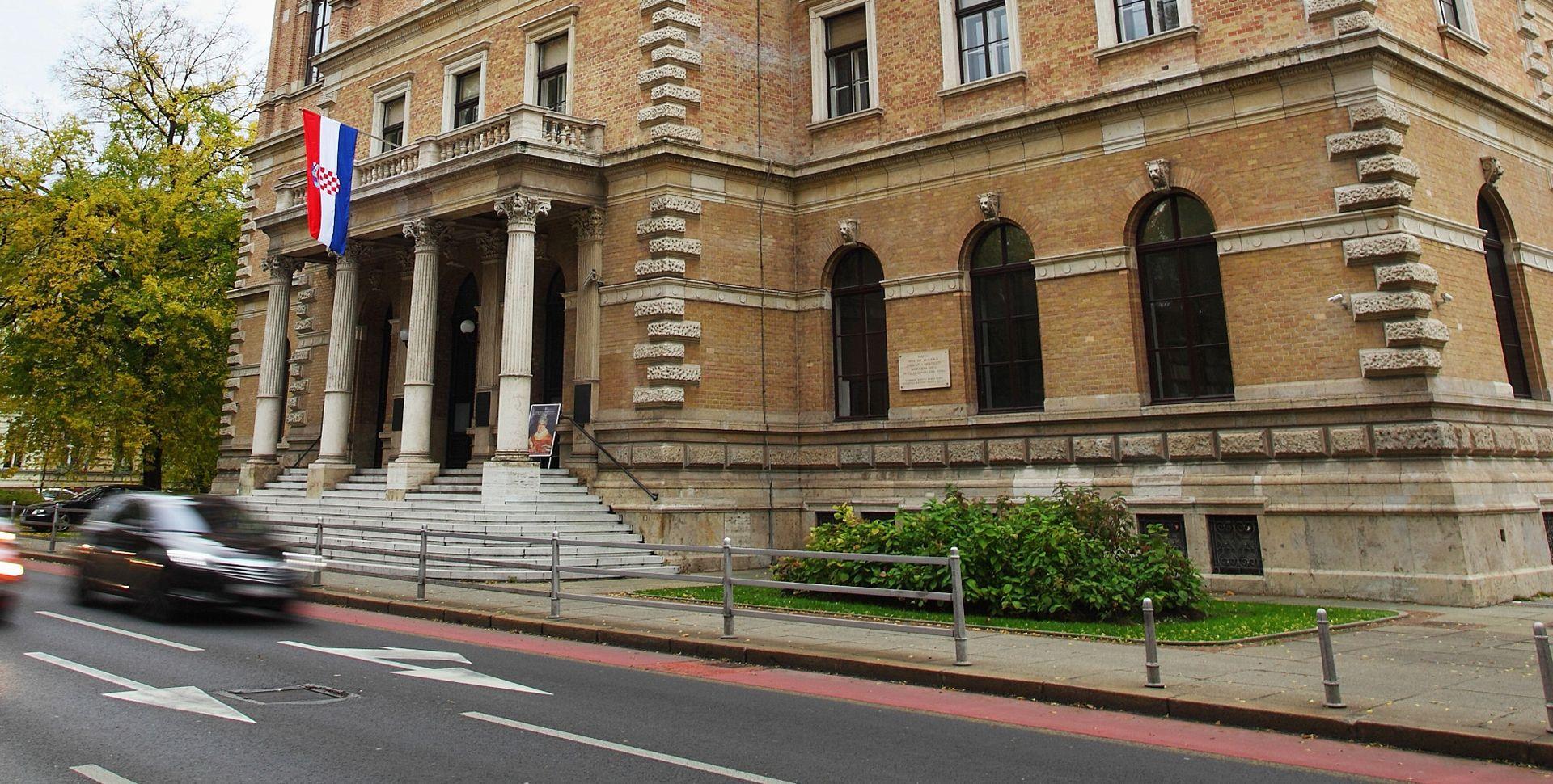 Hrvatska akademija znanosti i umjetnosti (HAZU) bira nove članove