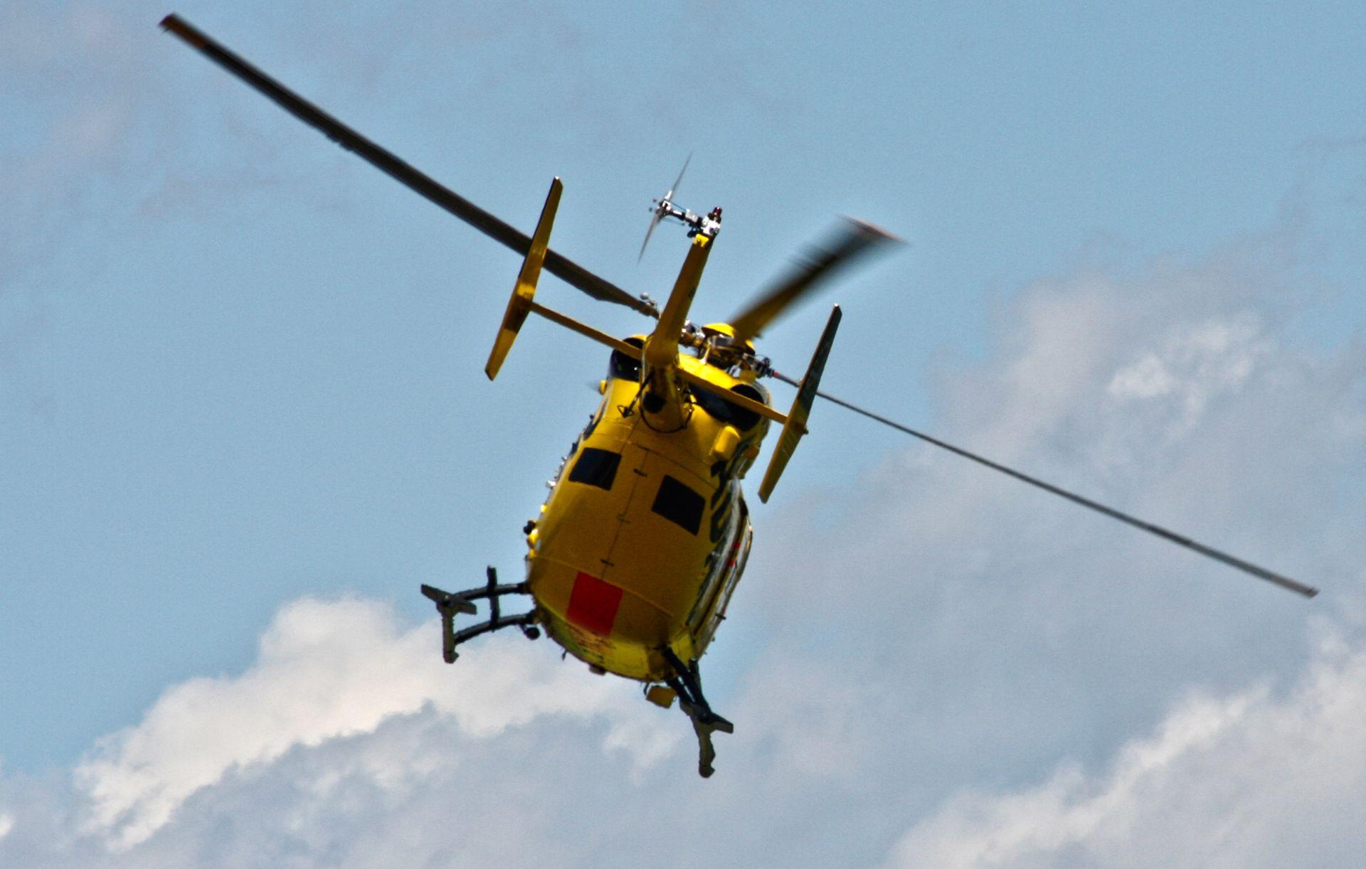 IRAN U padu bolničkog helikoptera poginulo sedam osoba