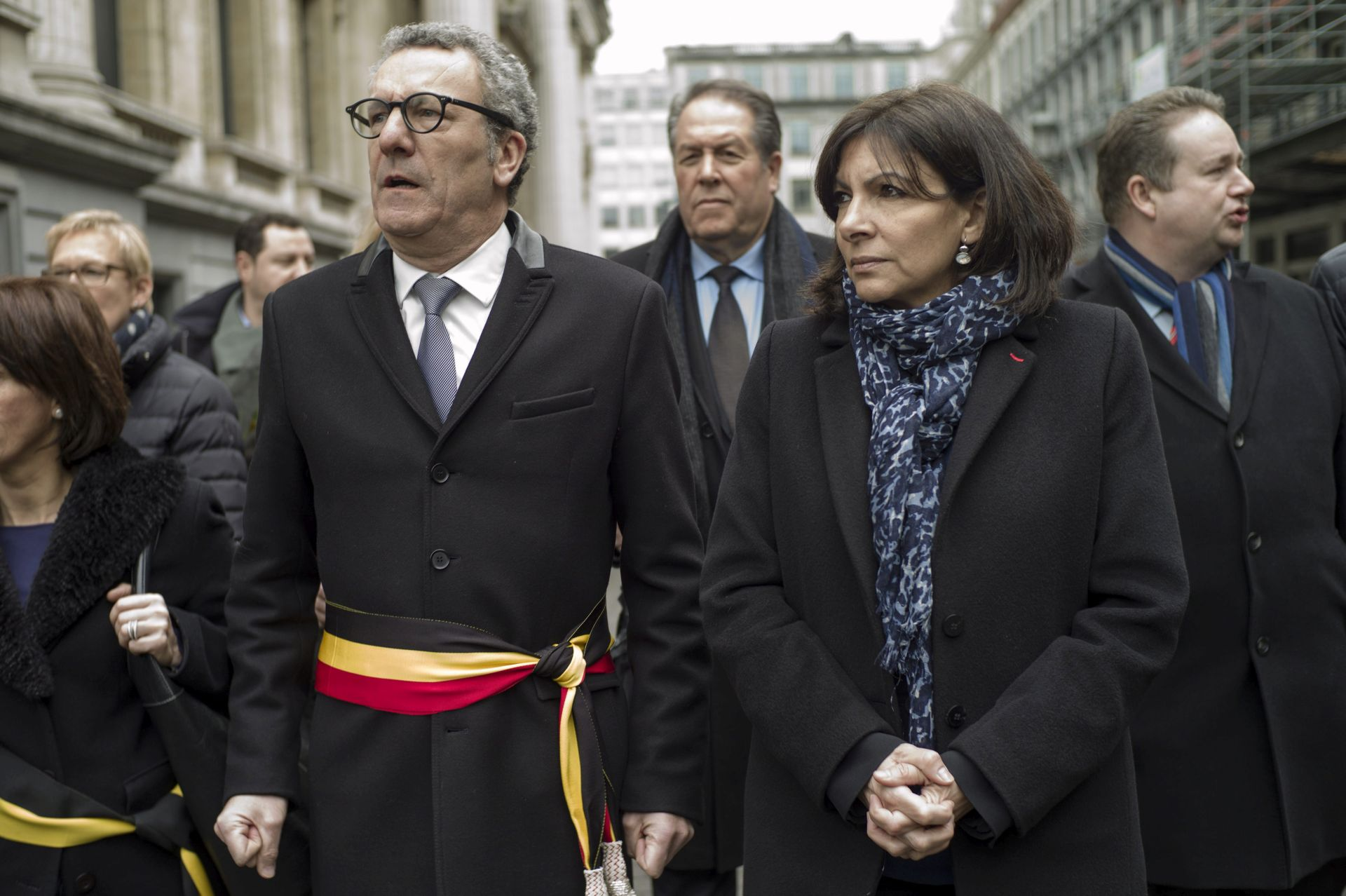 NAKON NAPADA: Gradonačelnik Bruxellesa u posjetu pariškoj kolegici Hidalgo