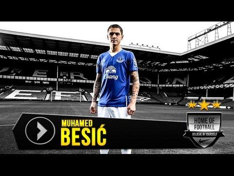 VIDEO: IAKO IMA SAMO 29 NASTUPA Muhamed Bešić potpisao novi 5,5-godišnji ugovor s Evertonom