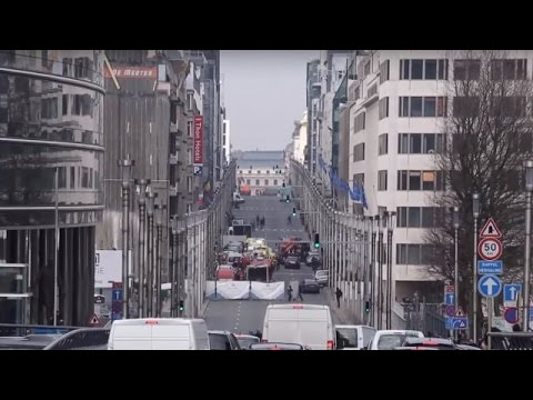 UŽIVO: Pratite što se događa u centru glavnog belgijskog grada