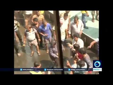 VIDEO: INDIJA Urušio se nadvožnjak u Kalkuti, najmanje 10 mrtvih