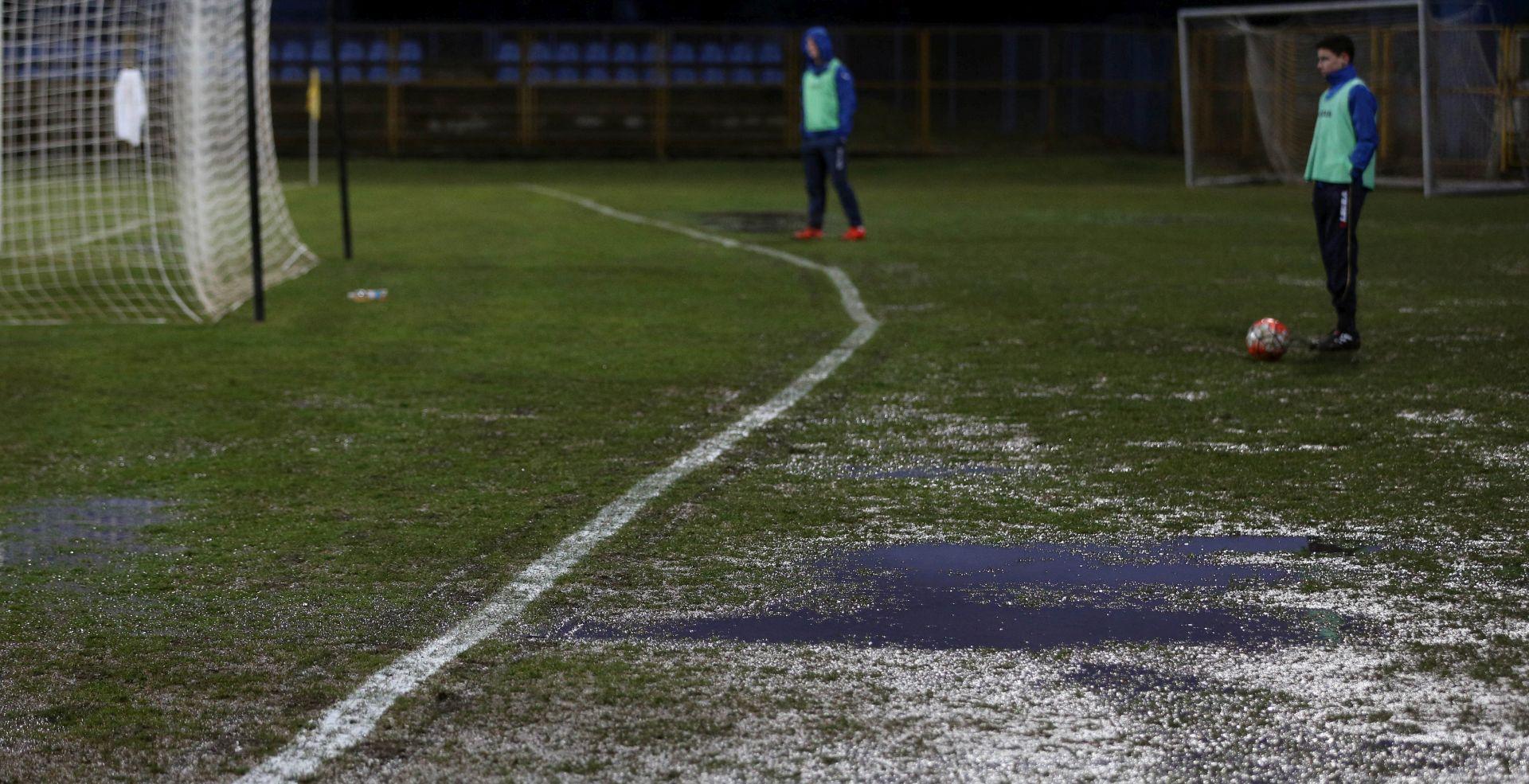 Utakmica Inter – Hajduk odgođena za utorak