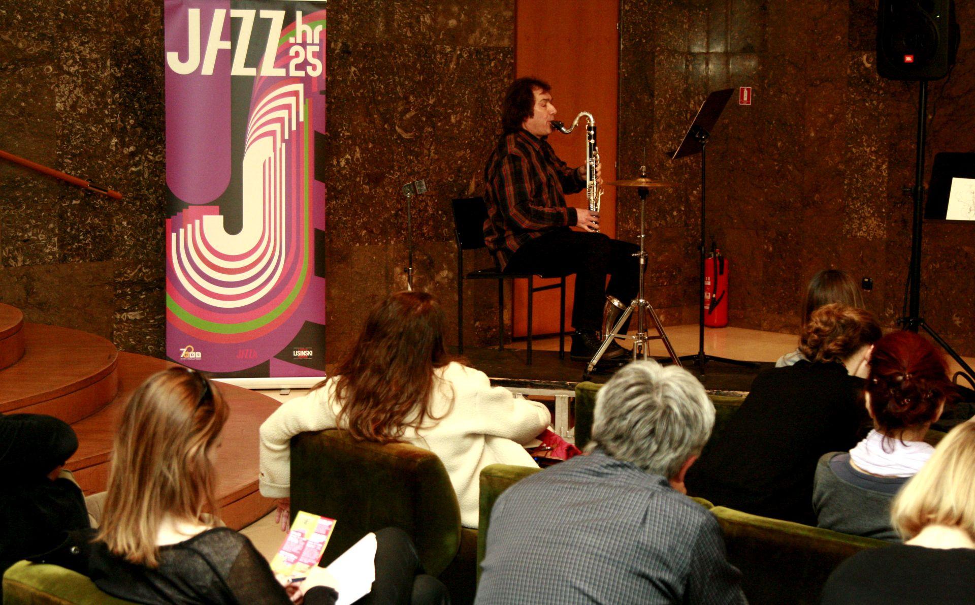 Mala dvorana Vatroslava Lisinskog: Festival Jazz.hr/proljeće od 13. do 16. travnja