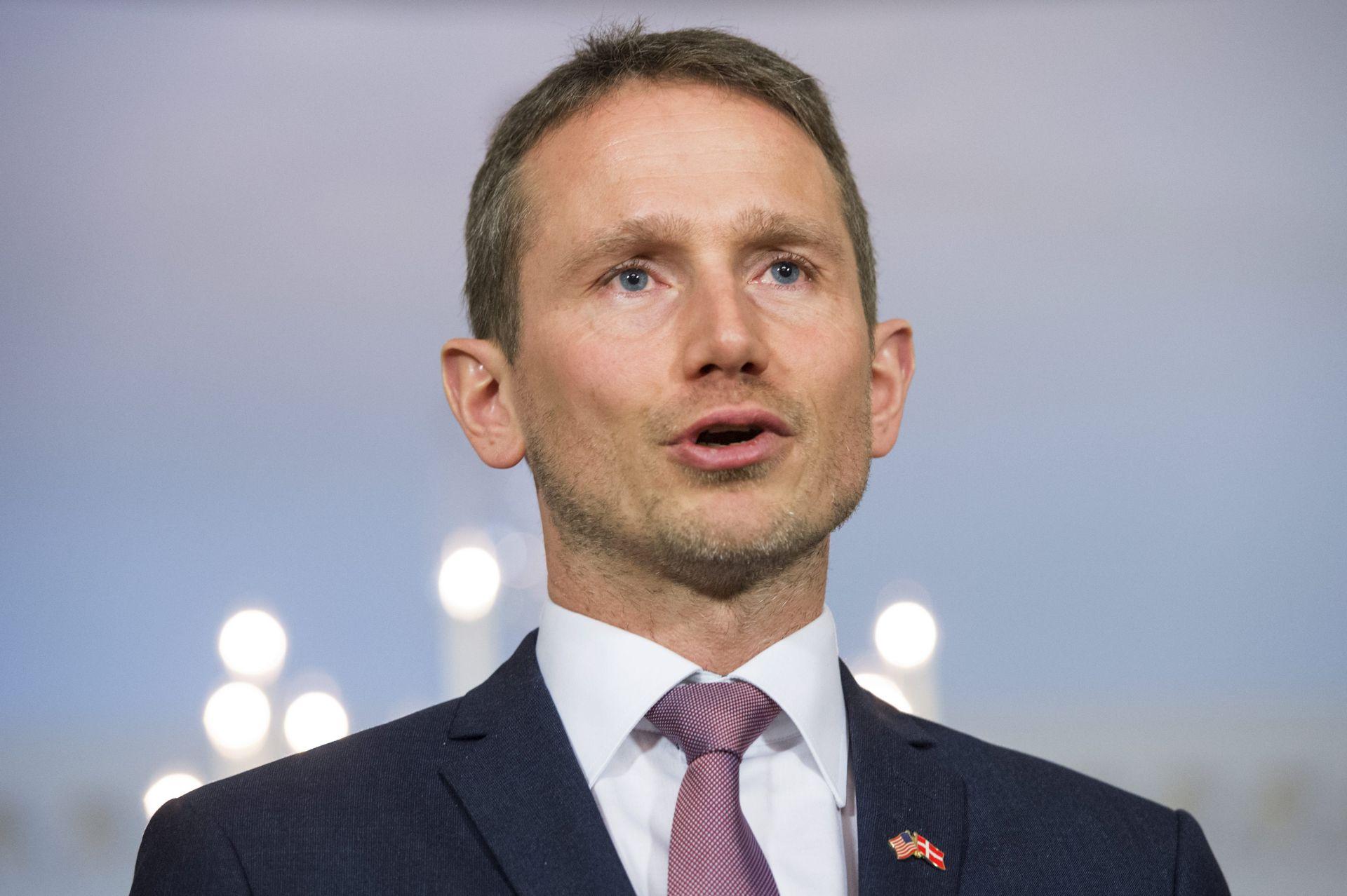 Jensen: Danska kritizira Merkel zbog njezinog upravljanja krizom