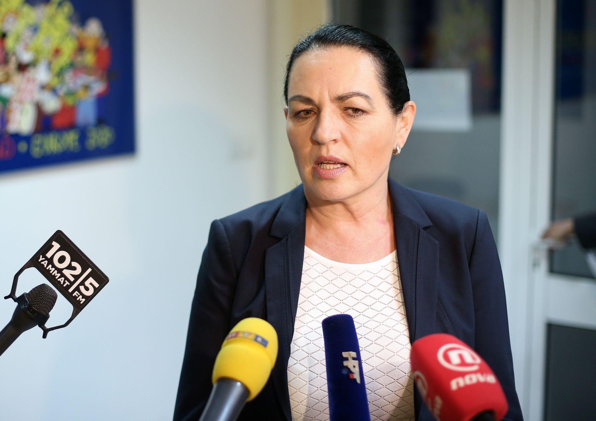 NAJAVLJENE ŠTEDNJE Jurlina Alibegović: Uštede u trošenju sredstava dužnosnika