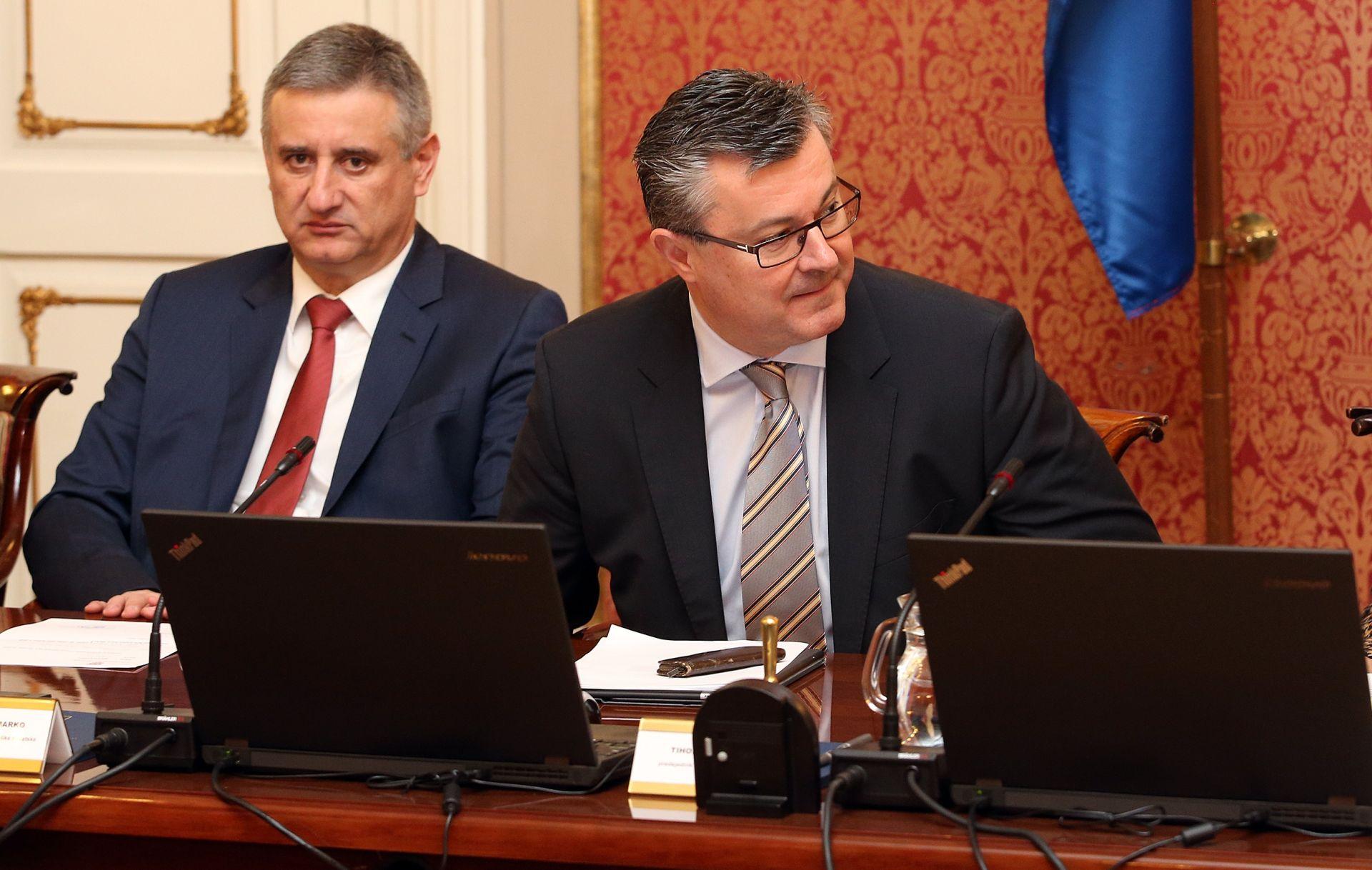 Tomislav Karamarko: Premijer ima naše povjerenje dok se radi na reformama
