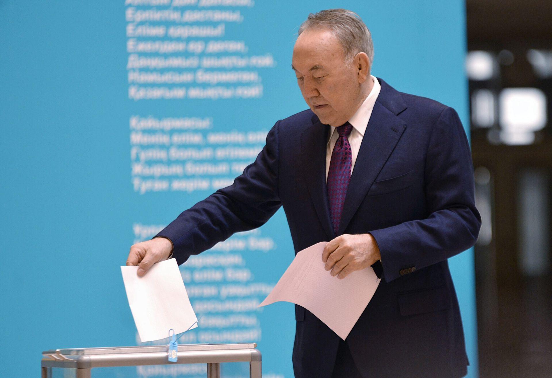 PRVI REZULTATI: Vladajuća stranka premoćno pobijedila na izborima u Kazahstanu