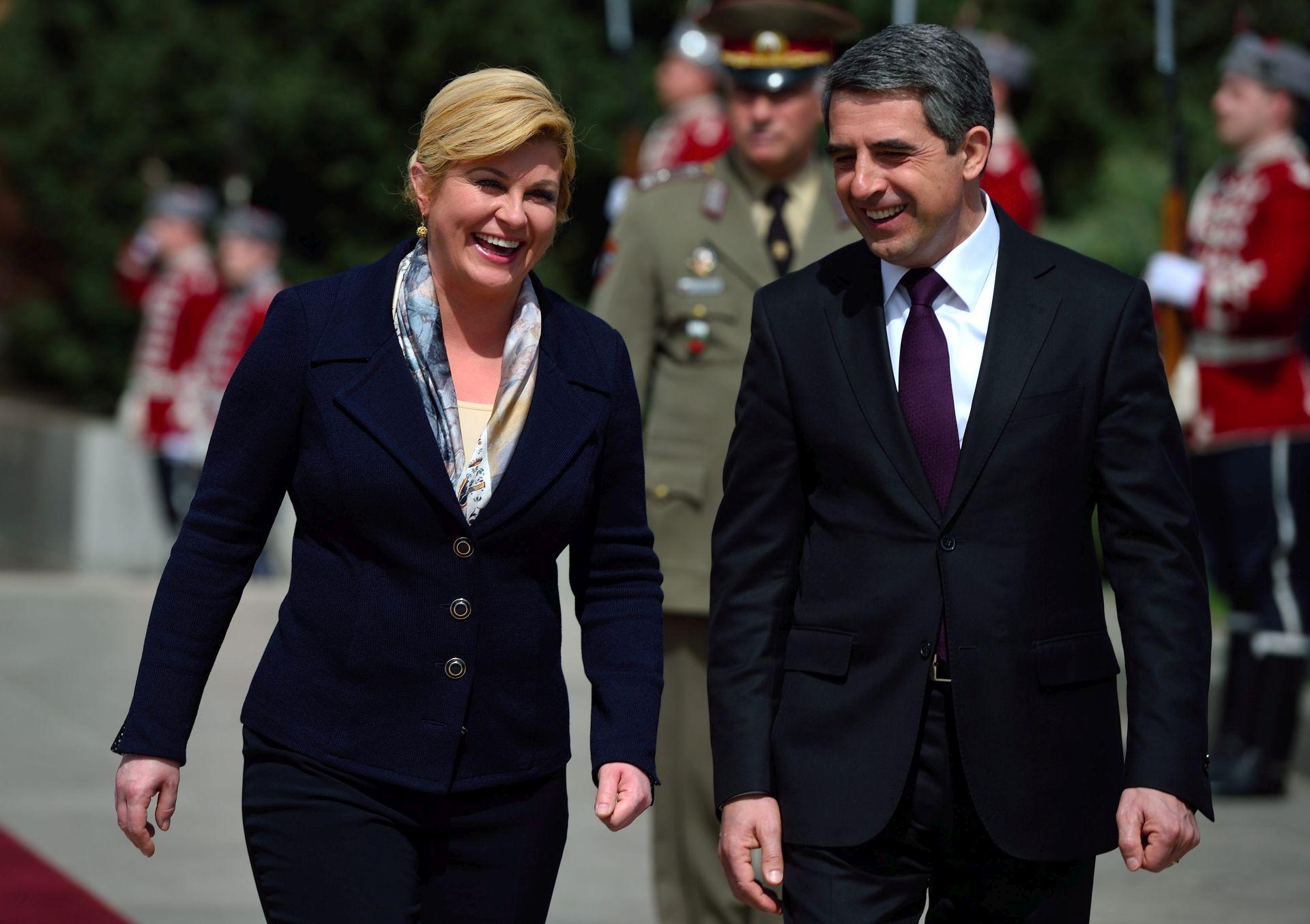 PREDSJEDNICA U BUGARSKOJ: Politički odnosi su dobri, gospodarsku suradnju treba unaprijediti