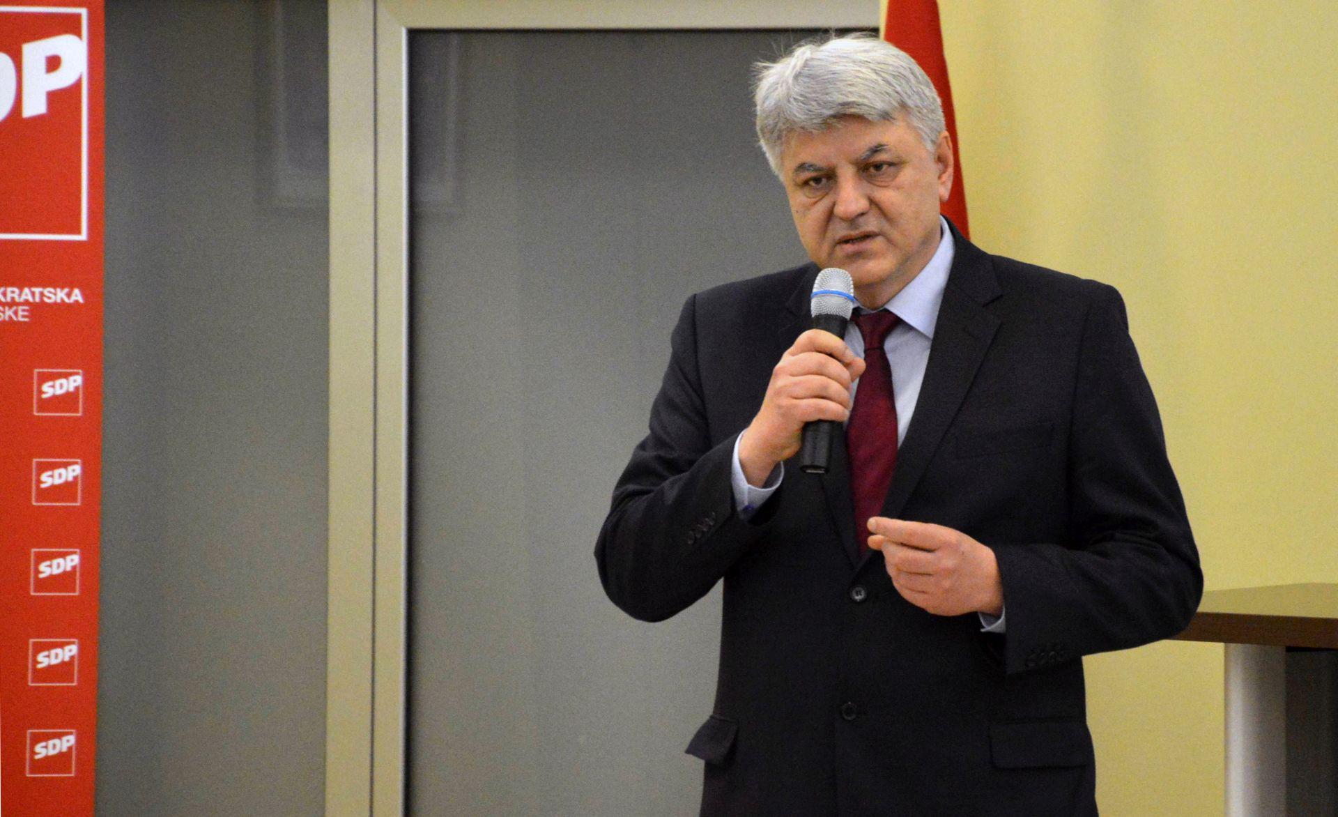 Komadina: Mislio sam da je Milanović pravnik, a ne psihijatar
