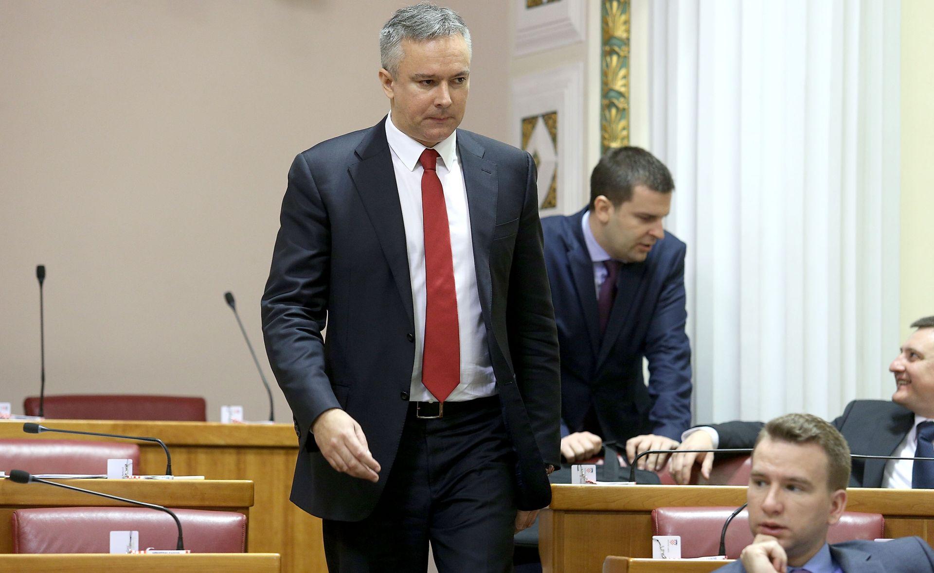 Darinko Kosor: Ili će se svi resetirati ili idemo na nove izbore