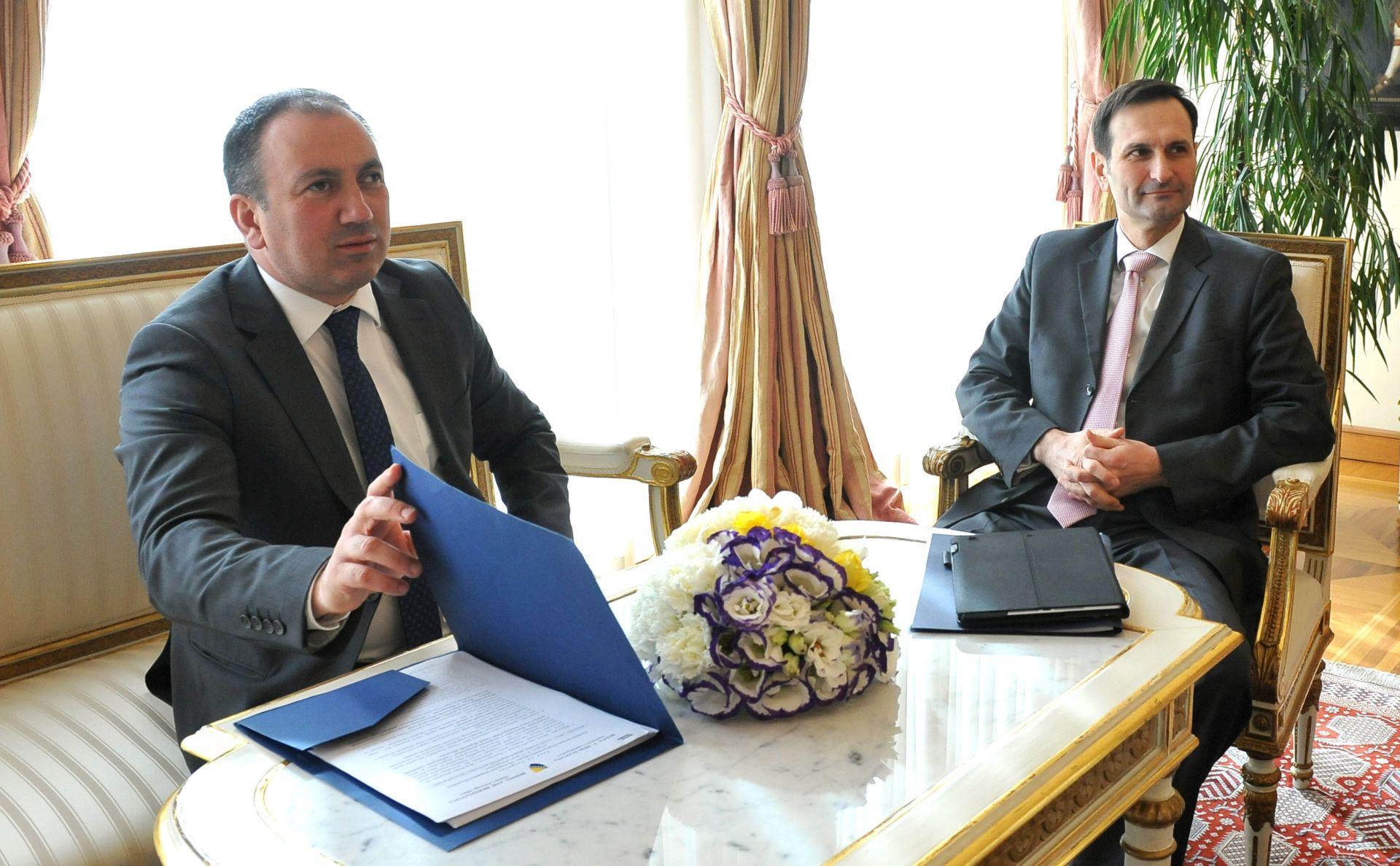 Hrvatska i BiH: Uskoro potpis sporazuma o europskom partnerstvu