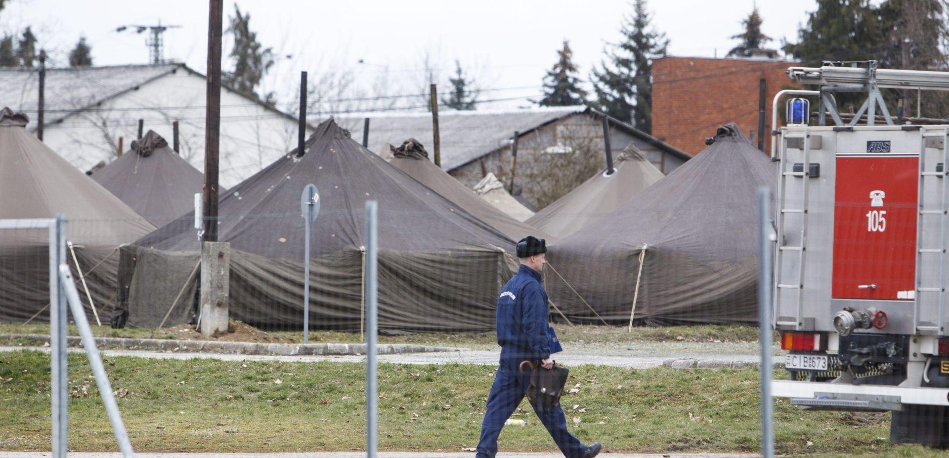 Mađarska vlada: Zatvaranje prihvatnih centara za izbjeglice