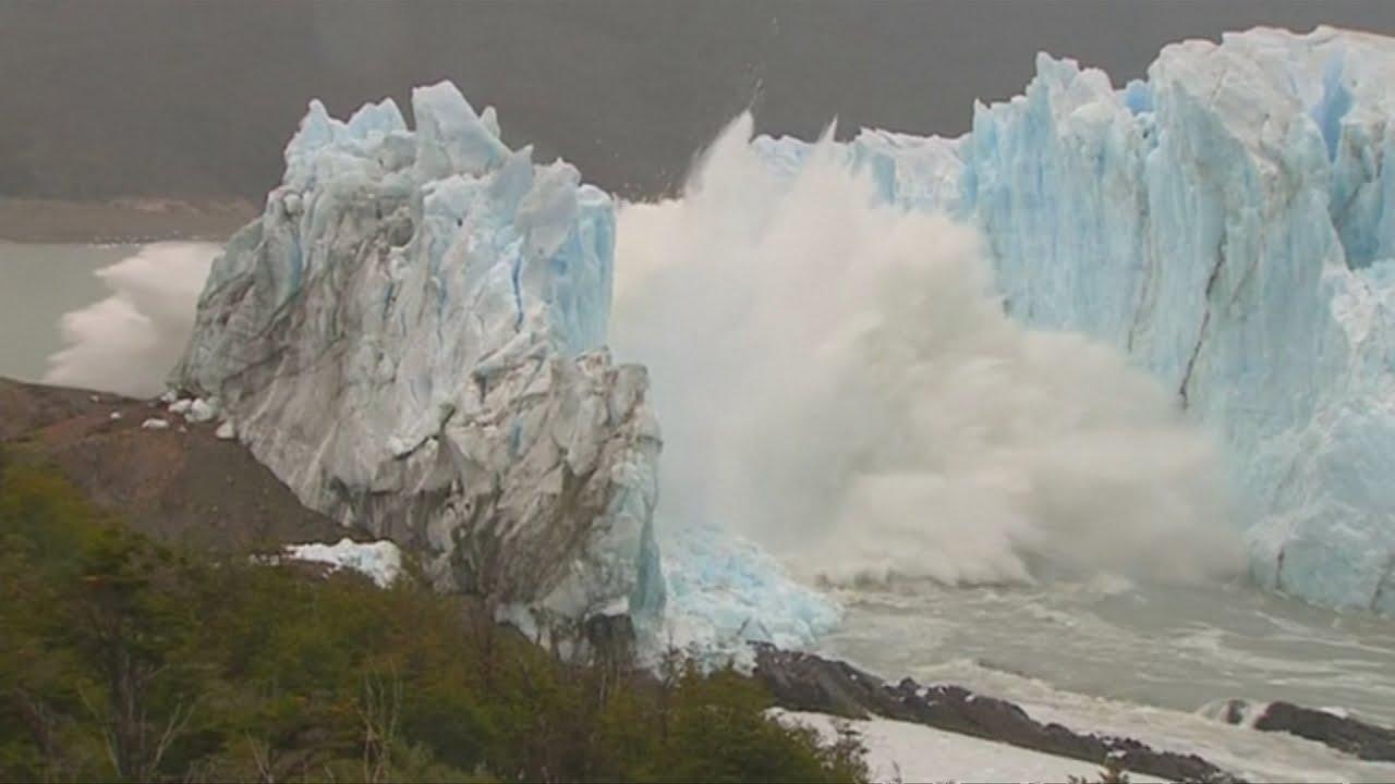 VIDEO: Otapanje ledenjaka u južnoameričkoj državi Argentini
