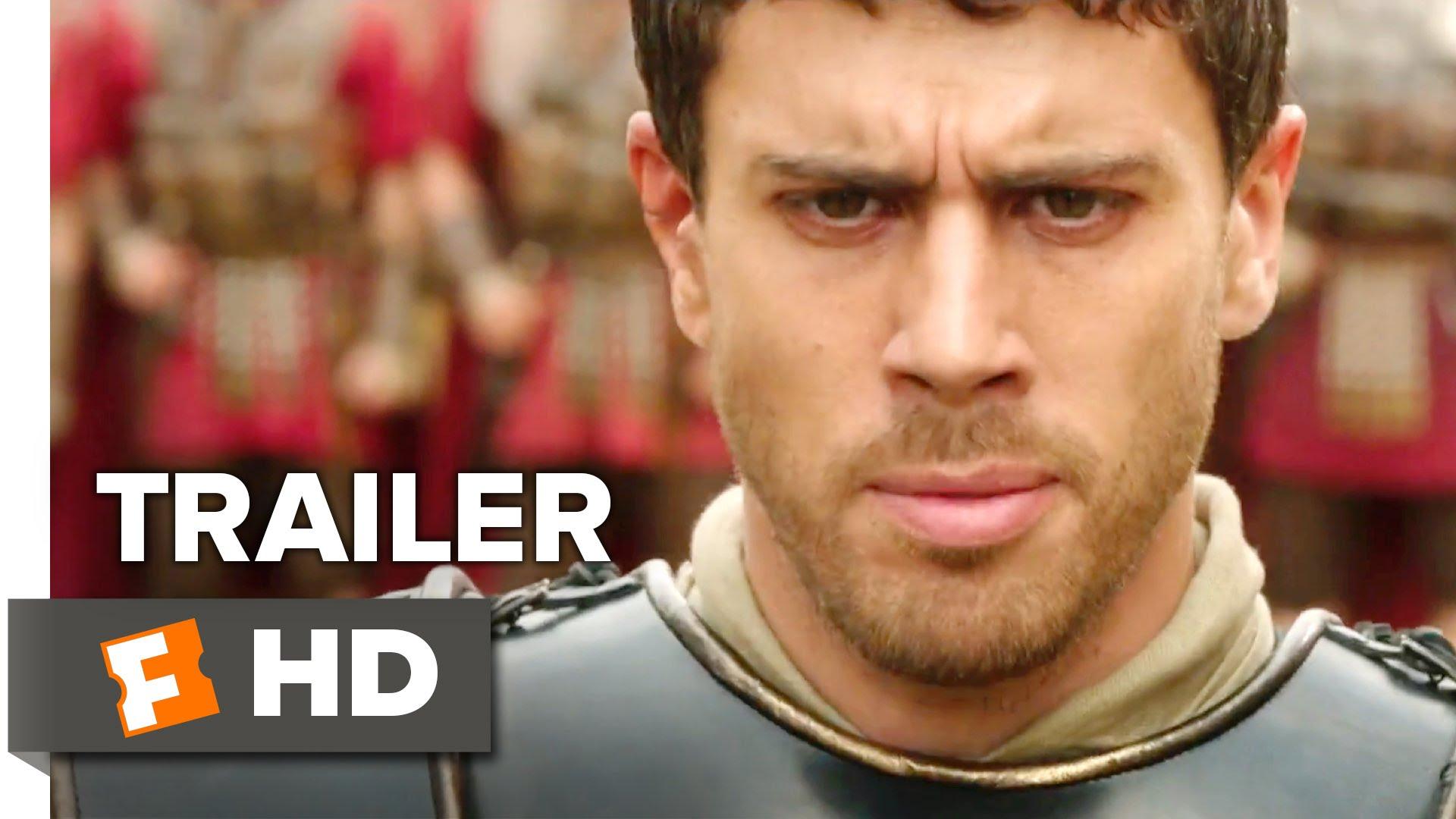 """VIDEO: Objavljen prvi trailer za remake povijesnog spektakla 'Ben Hur"""""""