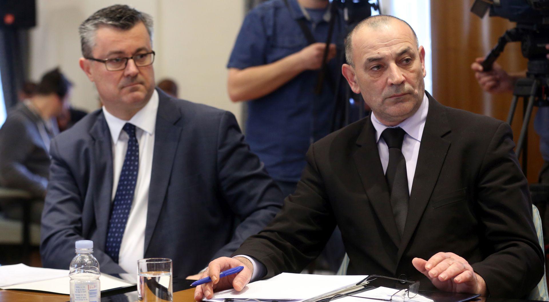 ODBOR ZA RATNE VETERANE: Tomo Medved jednoglasno podržan za ministra branitelja