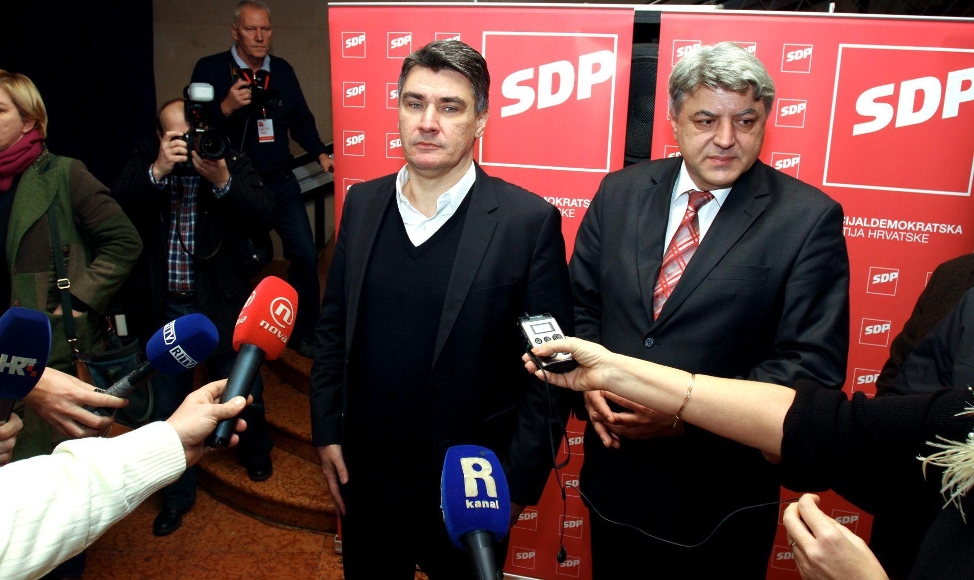 Dvije valjane kandidature za predsjednika SDP-a: Polovina nije skupio dovoljno potpisa